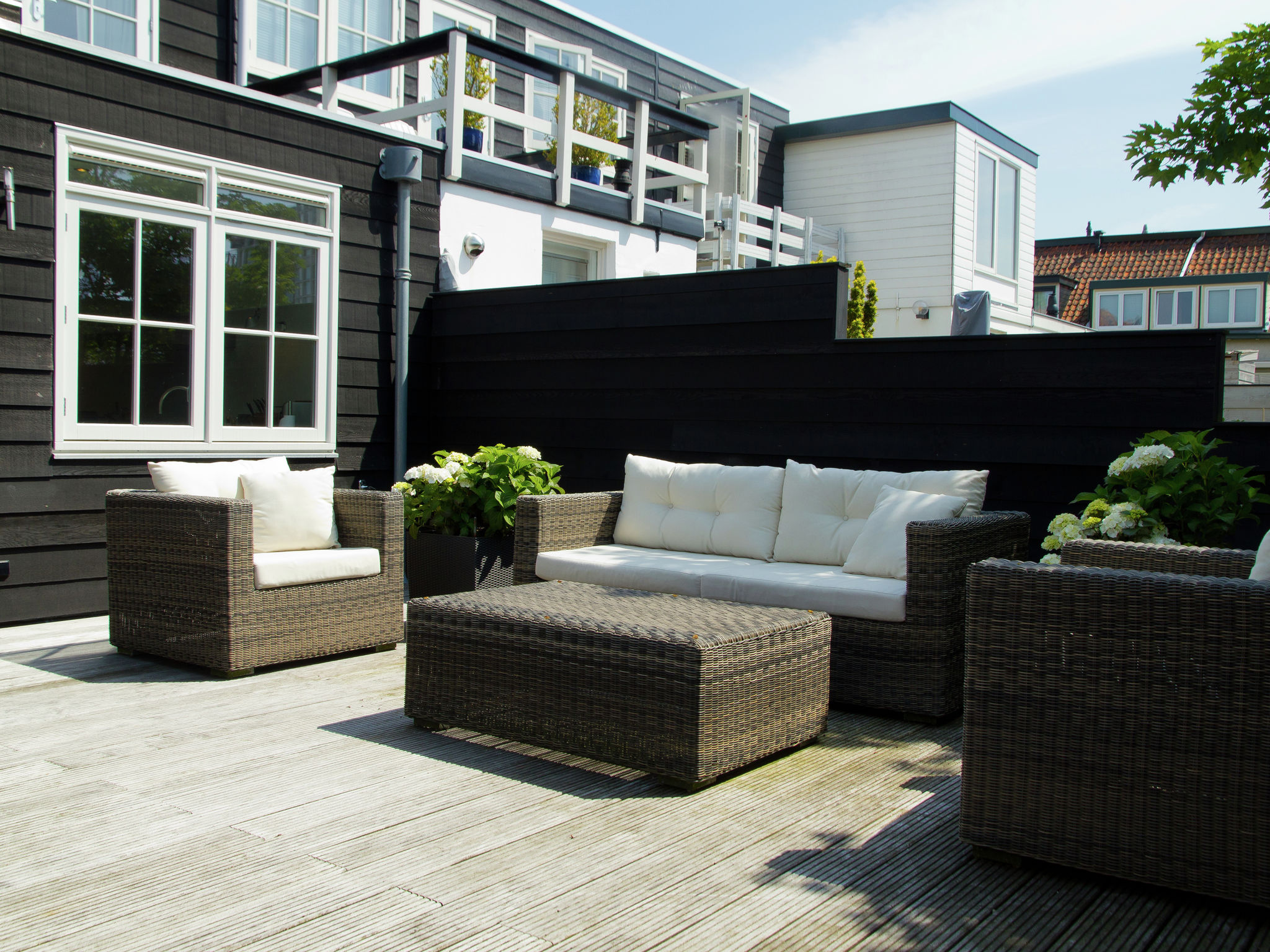 Holland | North Sea Coast North | Holiday home Penthouse Bergen | all year | GardenSummer