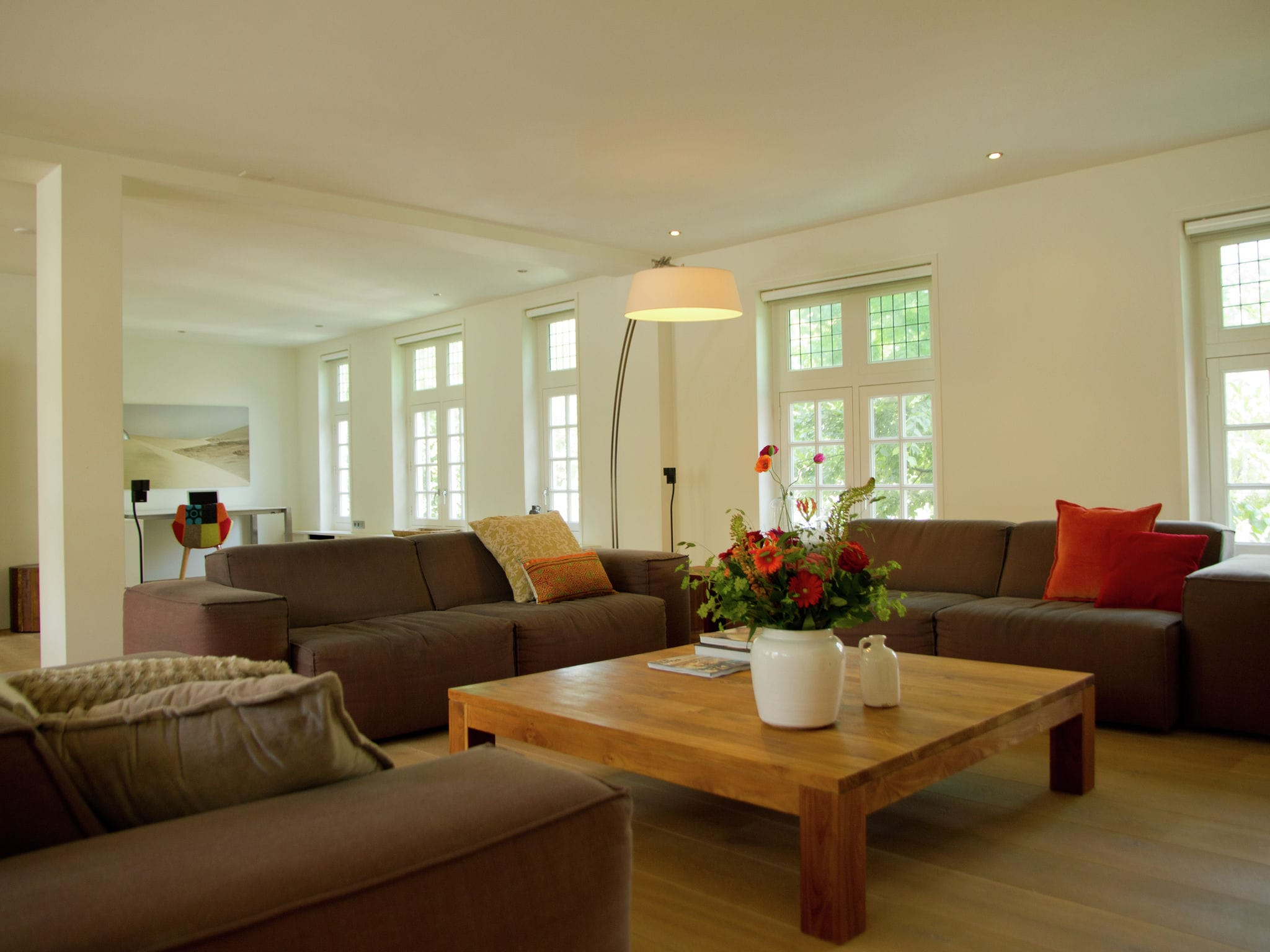Holland | North Sea Coast North | Holiday home Penthouse Bergen | all year | LivingRoom