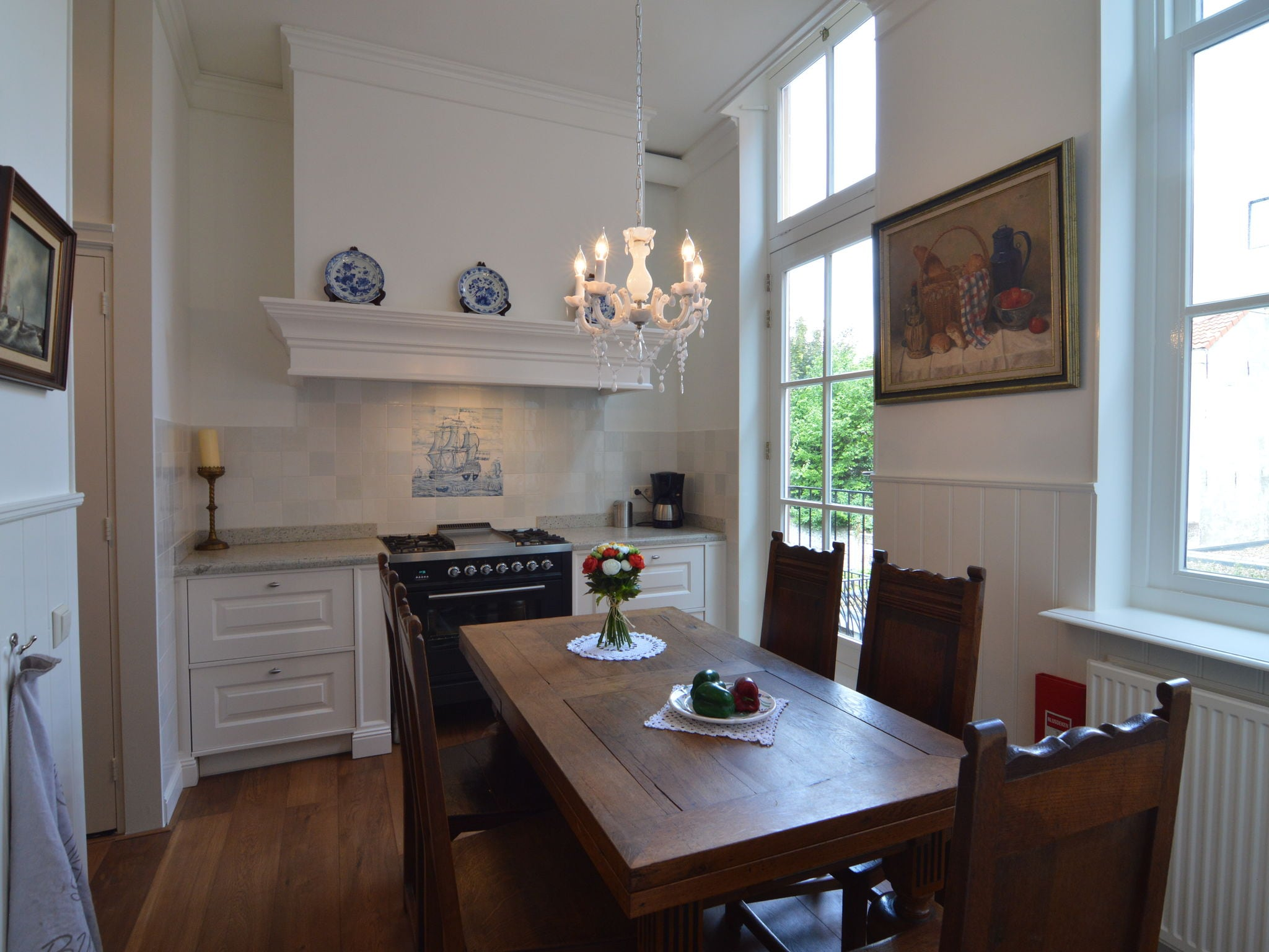Holland | Zeeland | Holiday home Huize Brandenburg | all year | DiningRoom