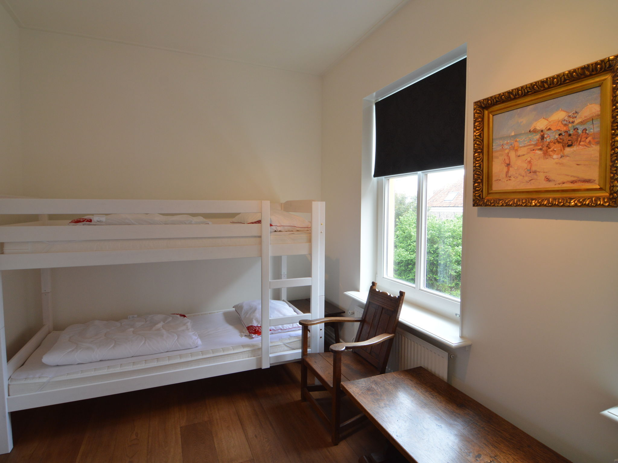 Holland | Zeeland | Holiday home Huize Brandenburg | all year | BedRoom