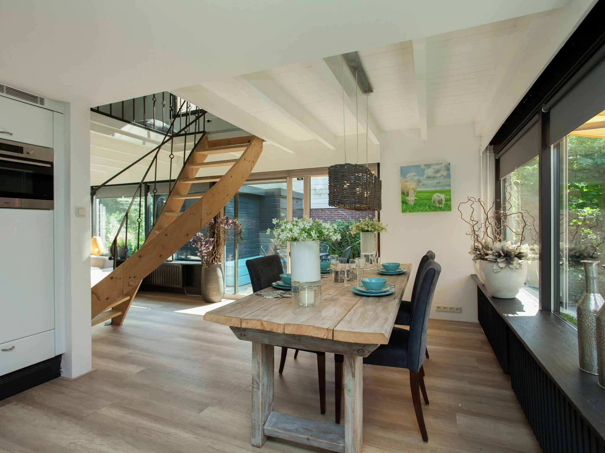Holland | North Sea Coast South | Holiday home Noordster | all year | DiningRoom