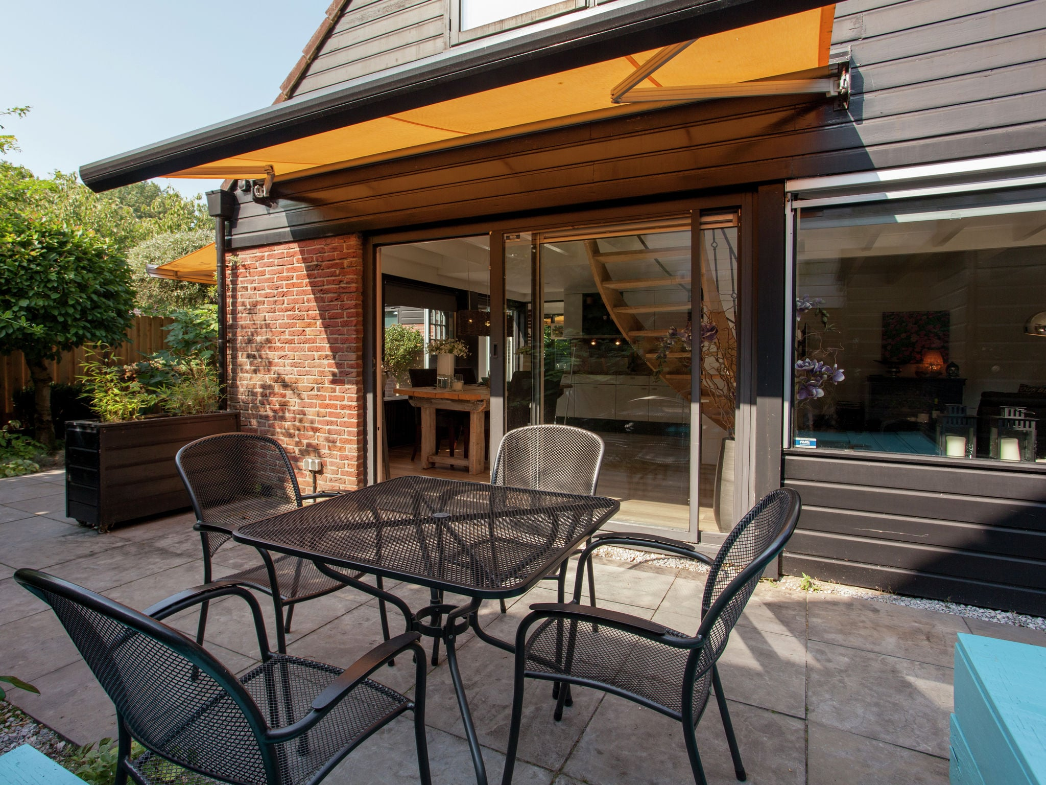 Holland | North Sea Coast South | Holiday home Noordster | all year | TerraceBalcony