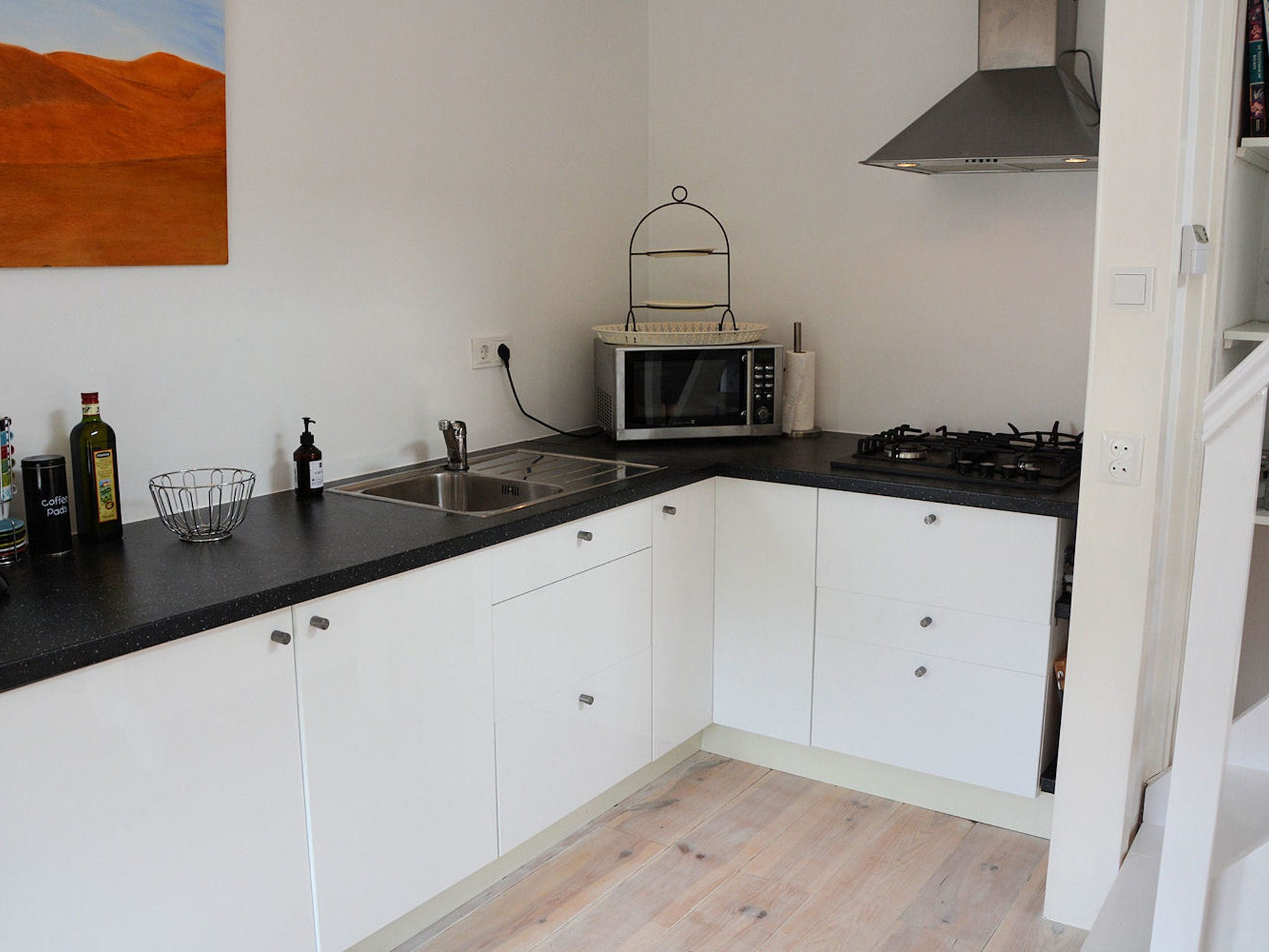 Holland | North Sea Coast South | Holiday home Marie aan Zee | all year | Kitchen