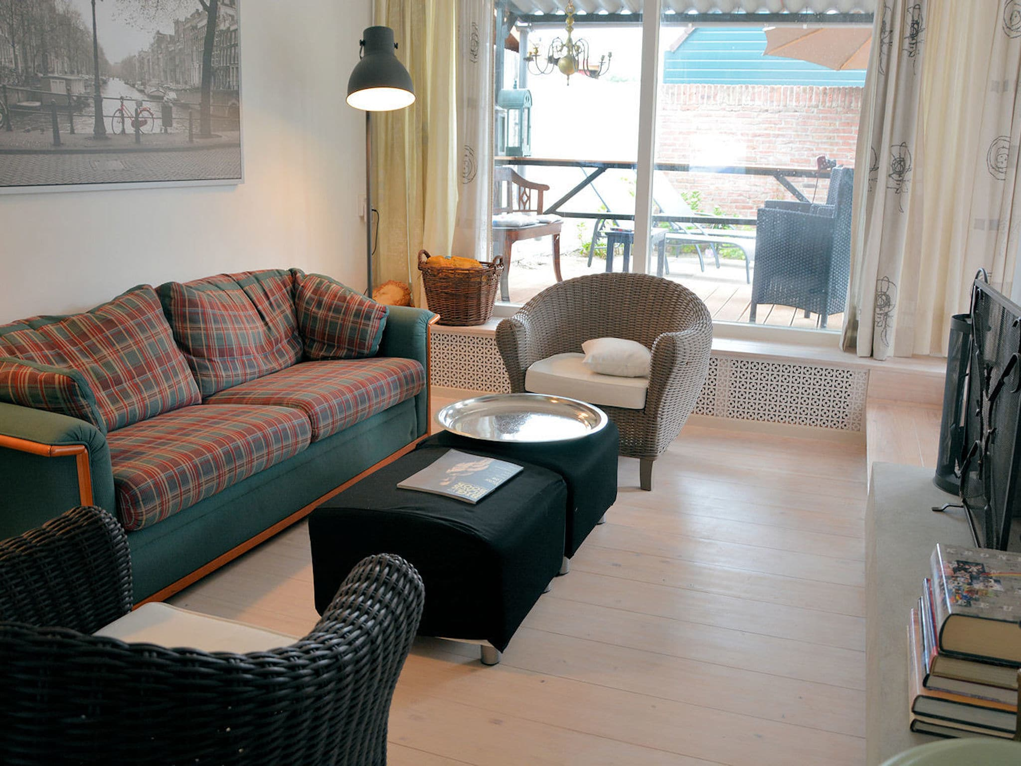 Holland | North Sea Coast South | Holiday home Marie aan Zee | all year | LivingRoom