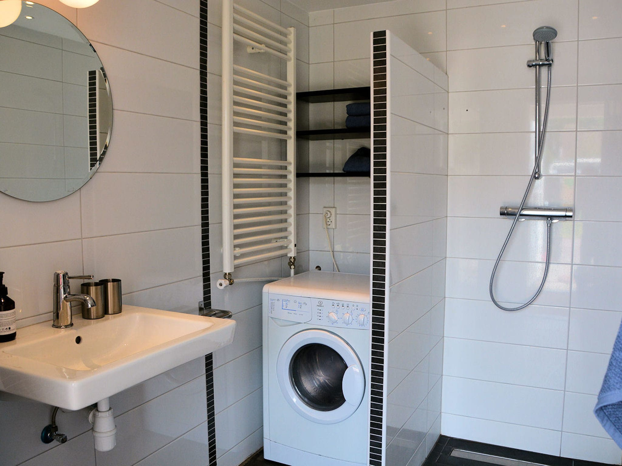 Holland | North Sea Coast South | Holiday home Marie aan Zee | all year | BathRoom