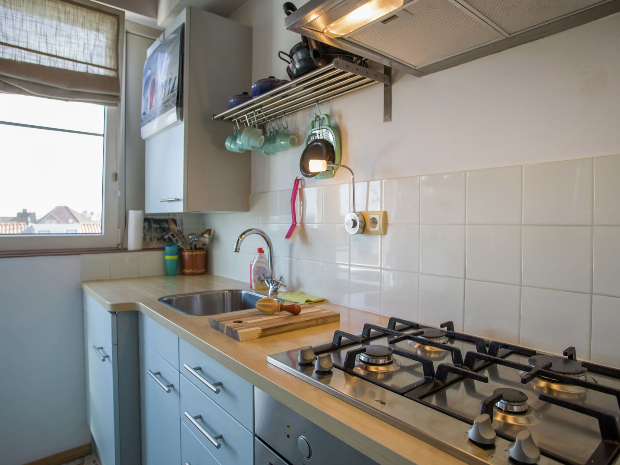 Holland | North Sea Coast South | Holiday home Zeezucht | all year | Kitchen