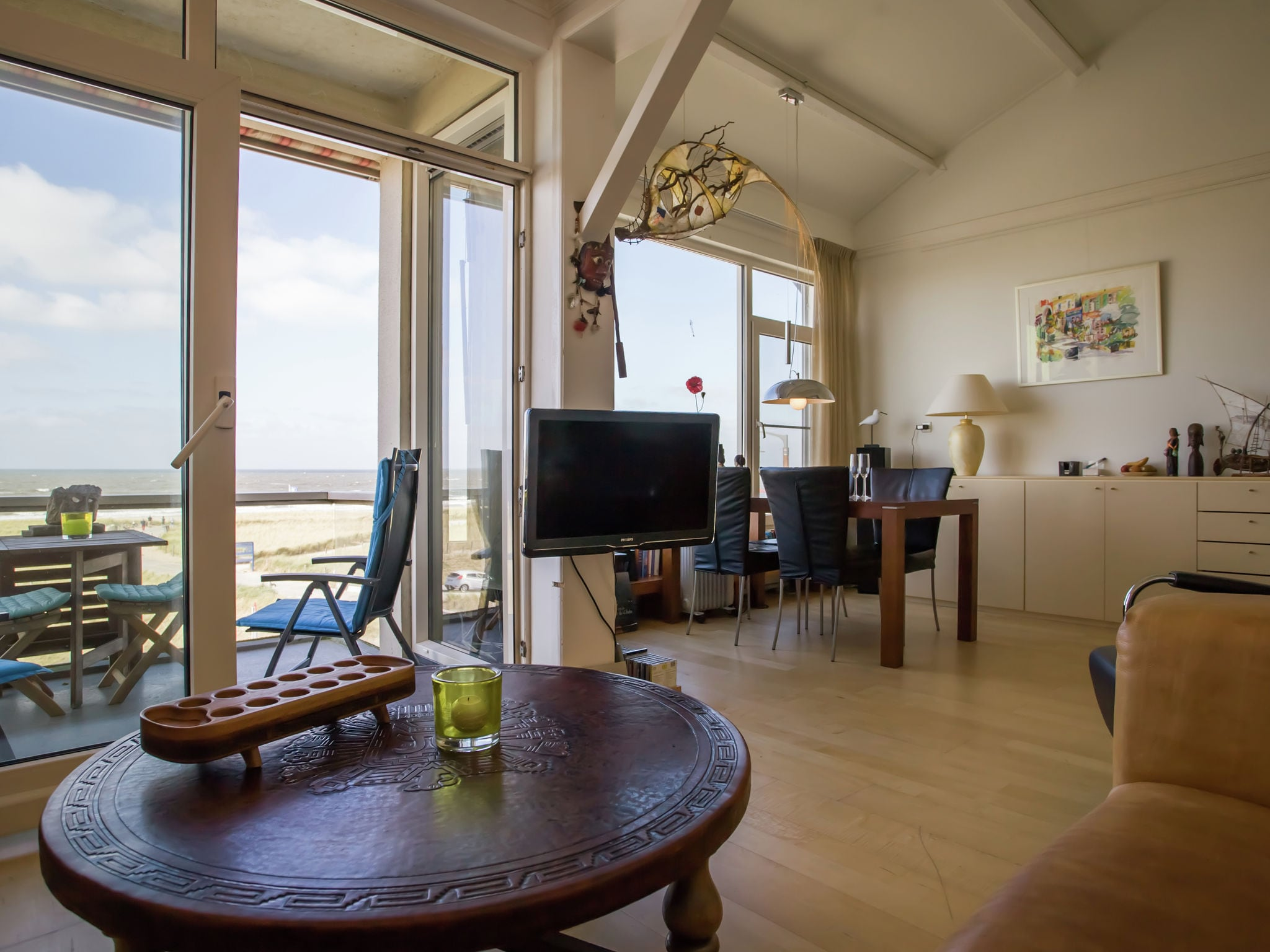 Holland | North Sea Coast South | Holiday home Zeezucht | all year | LivingRoom