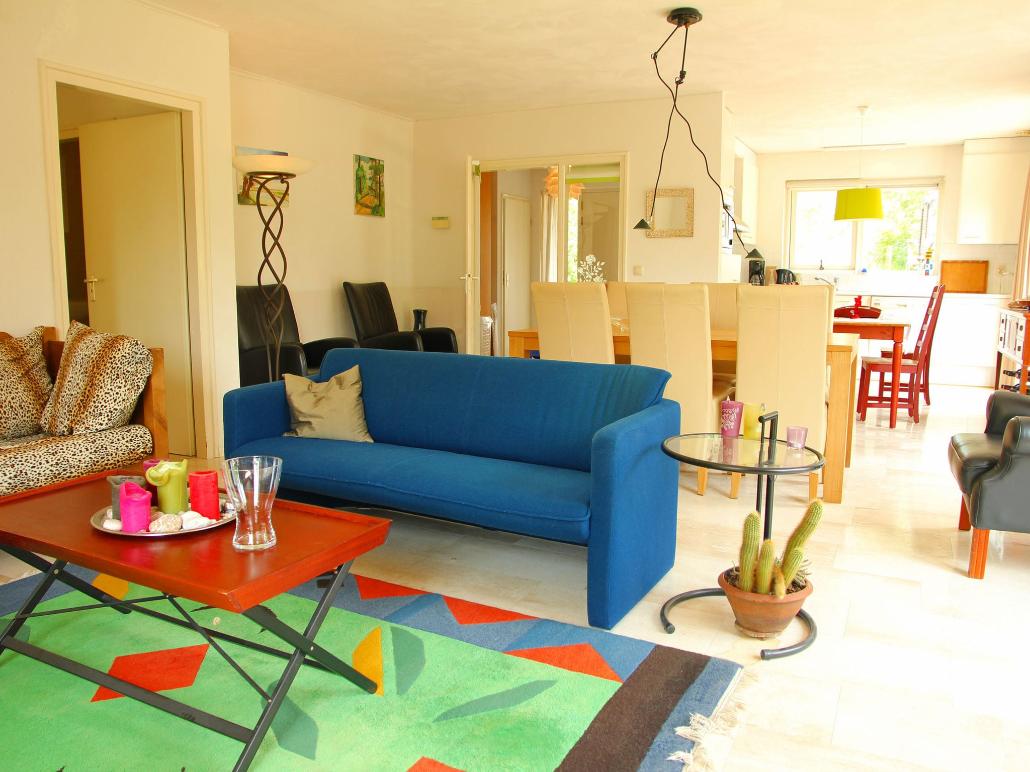 Holland | North Sea Coast North | Holiday home Groot Framboos | all year | LivingRoom