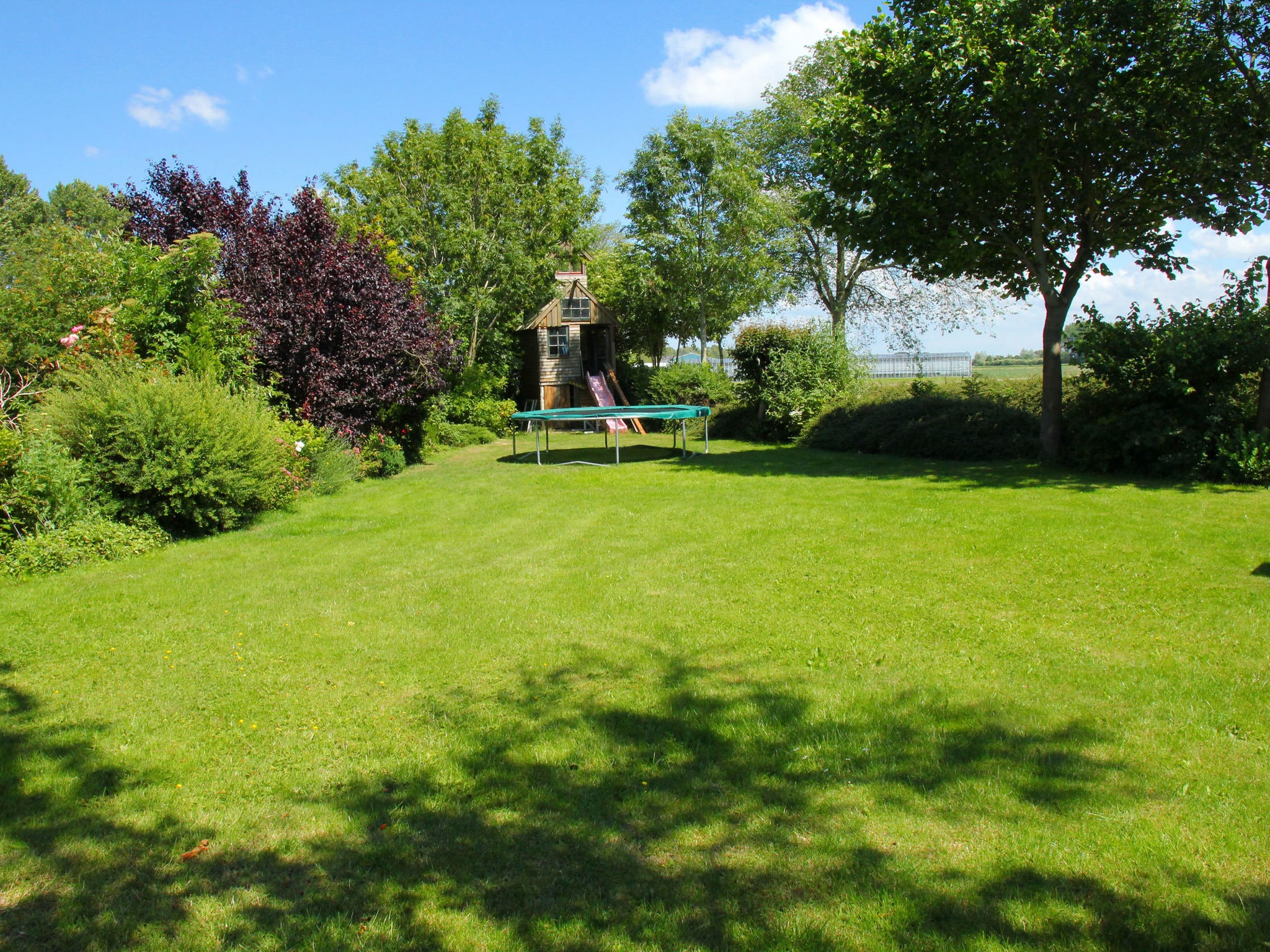 Holland | North Sea Coast North | Holiday home Groot Framboos | all year | GardenSummer
