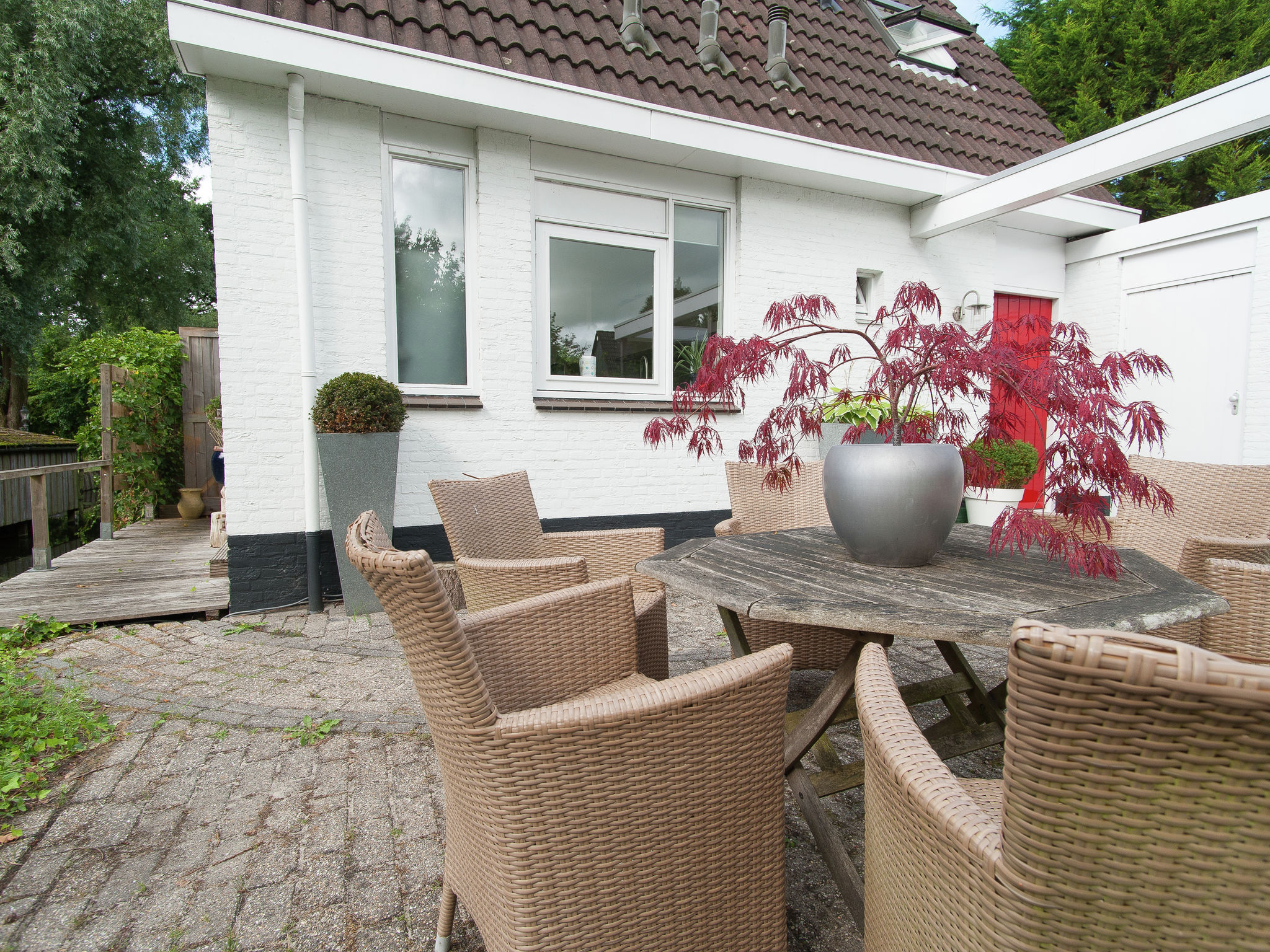 Holland | North Sea Coast North | Holiday home Duizend Eilanden | Holidays | TerraceBalcony