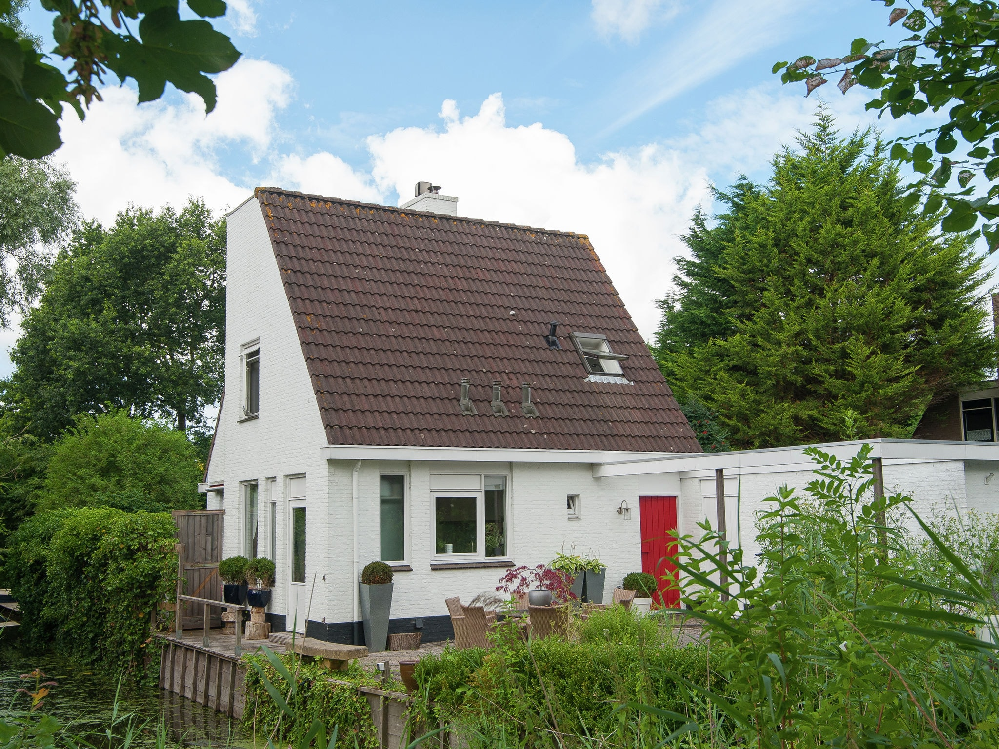 Holland | North Sea Coast North | Holiday home Duizend Eilanden | Holidays | ExteriorSummer