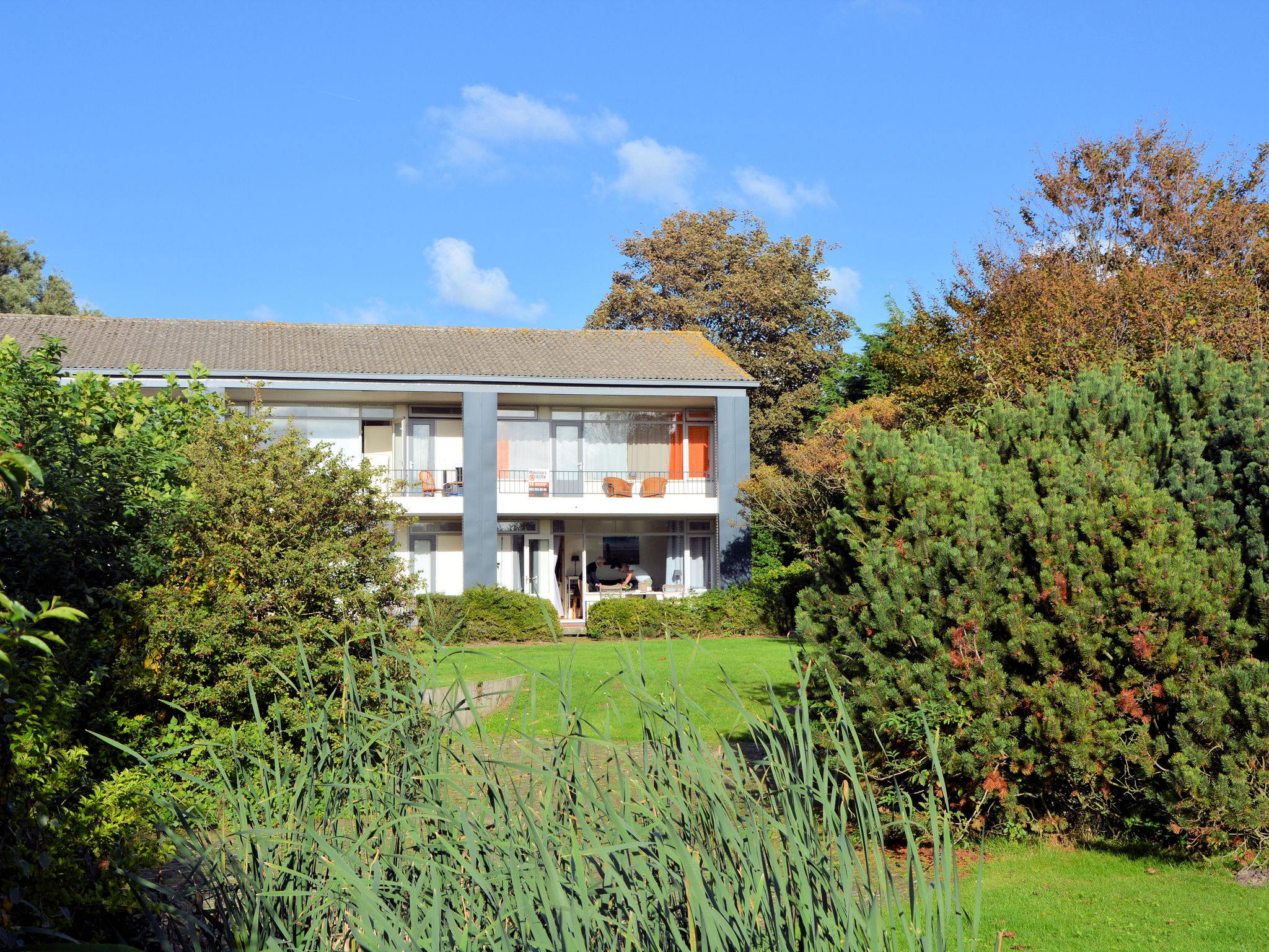 Holland | North Sea Coast South | Holiday home App12-M | all year | GardenSummer