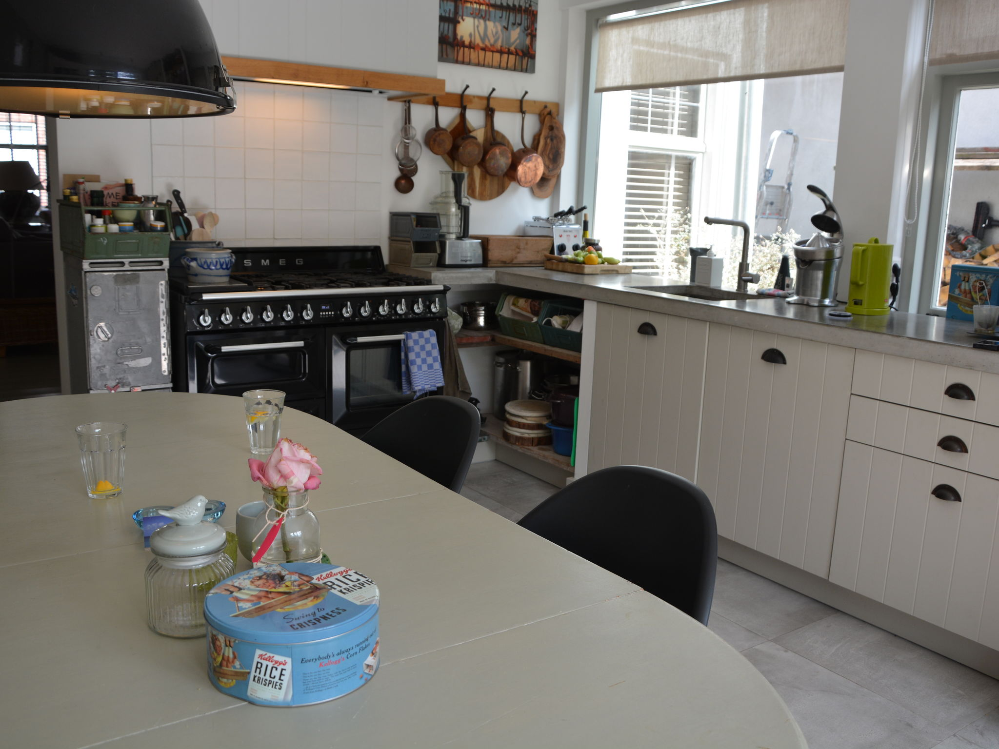 Holland | North Sea Coast South | Holiday home De Touwslager | all year | Kitchen