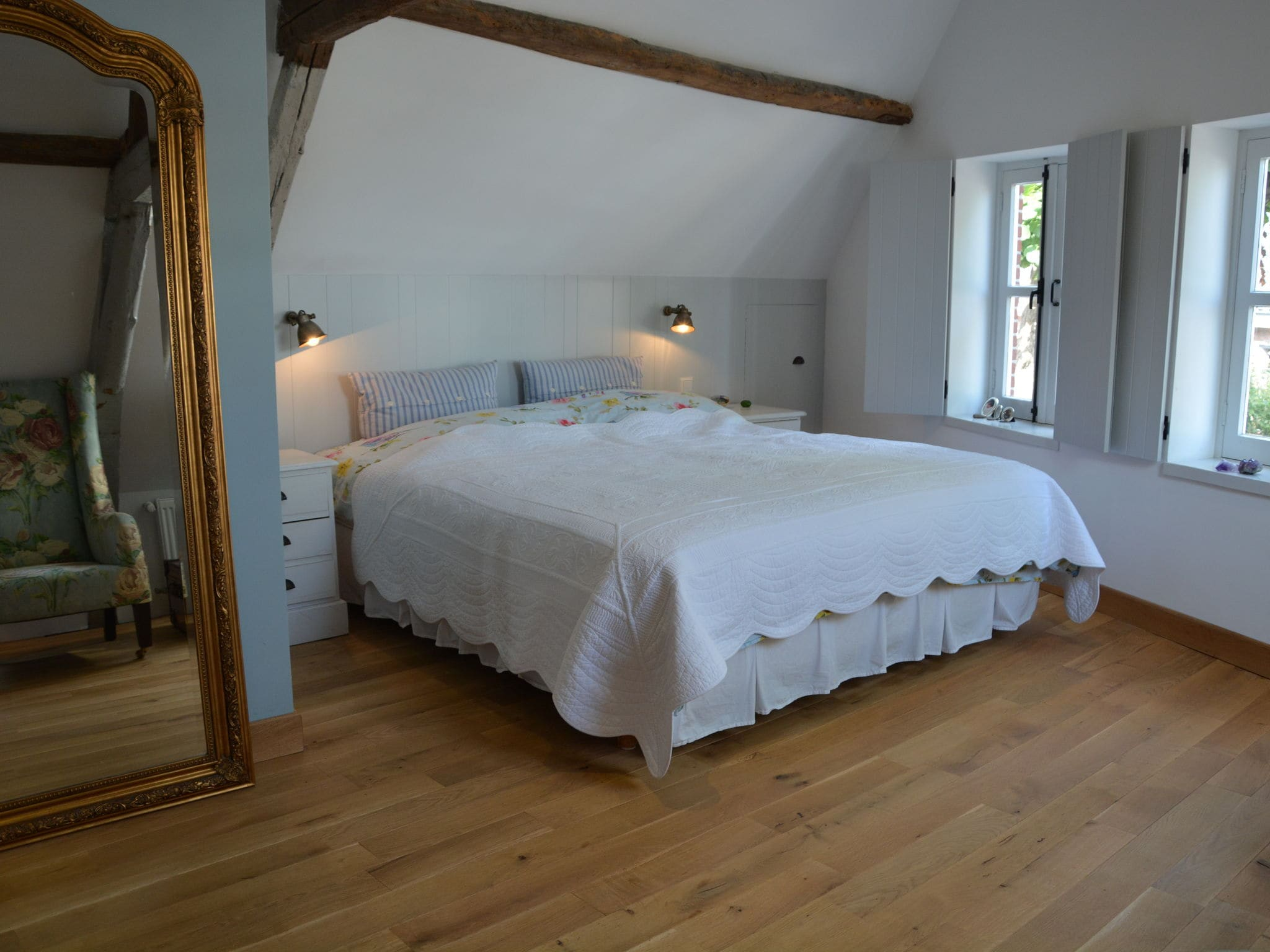 Holland | North Sea Coast South | Holiday home De Touwslager | all year | BedRoom