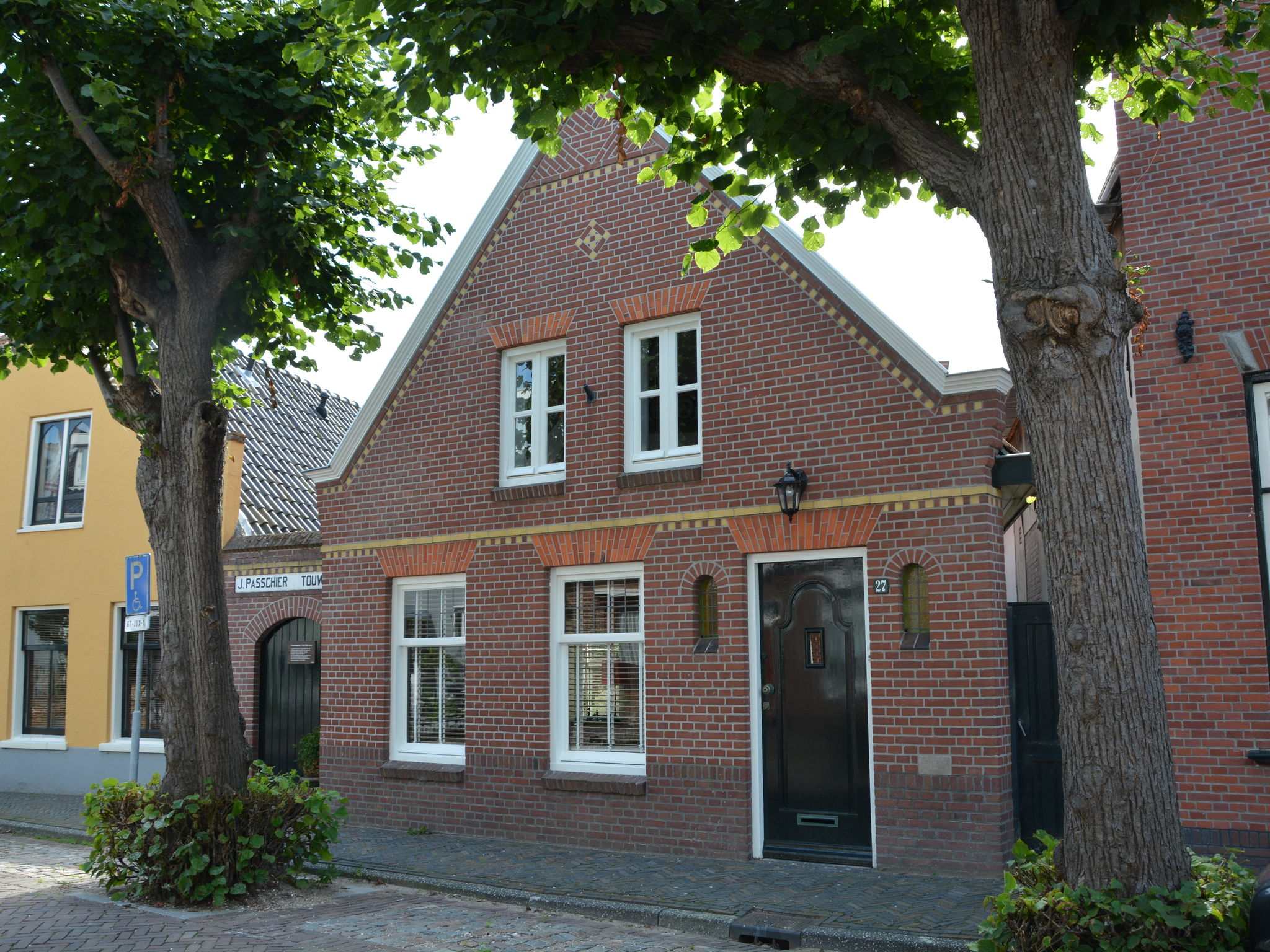 Holland | North Sea Coast South | Holiday home De Touwslager | all year | ExteriorSummer