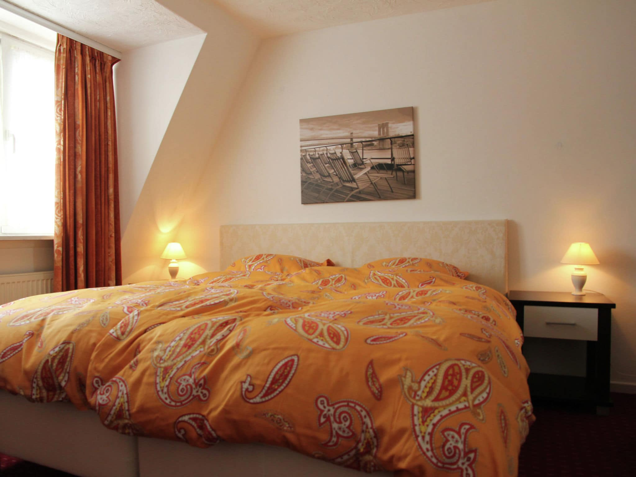 Holland | North Sea Coast North | Holiday home Egmond Centre I & II | all year | BedRoom