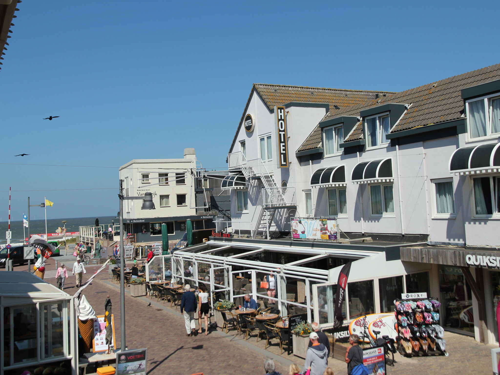 Holland | North Sea Coast North | Holiday home Egmond Centre I & II | all year | ViewSummer