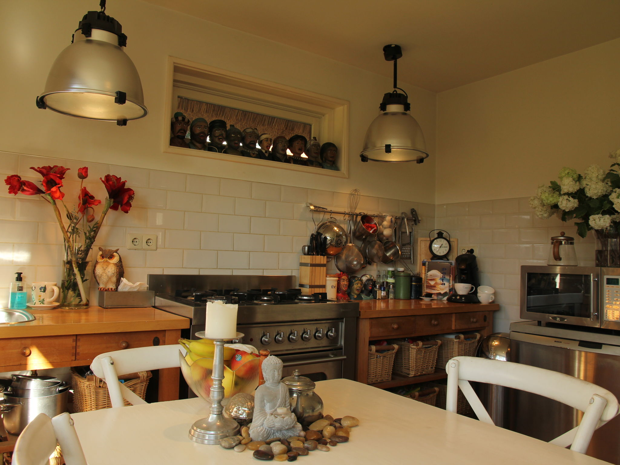 Holland | North Sea Coast North | Holiday home Uilenbergh Bergen | Holidays | Kitchen