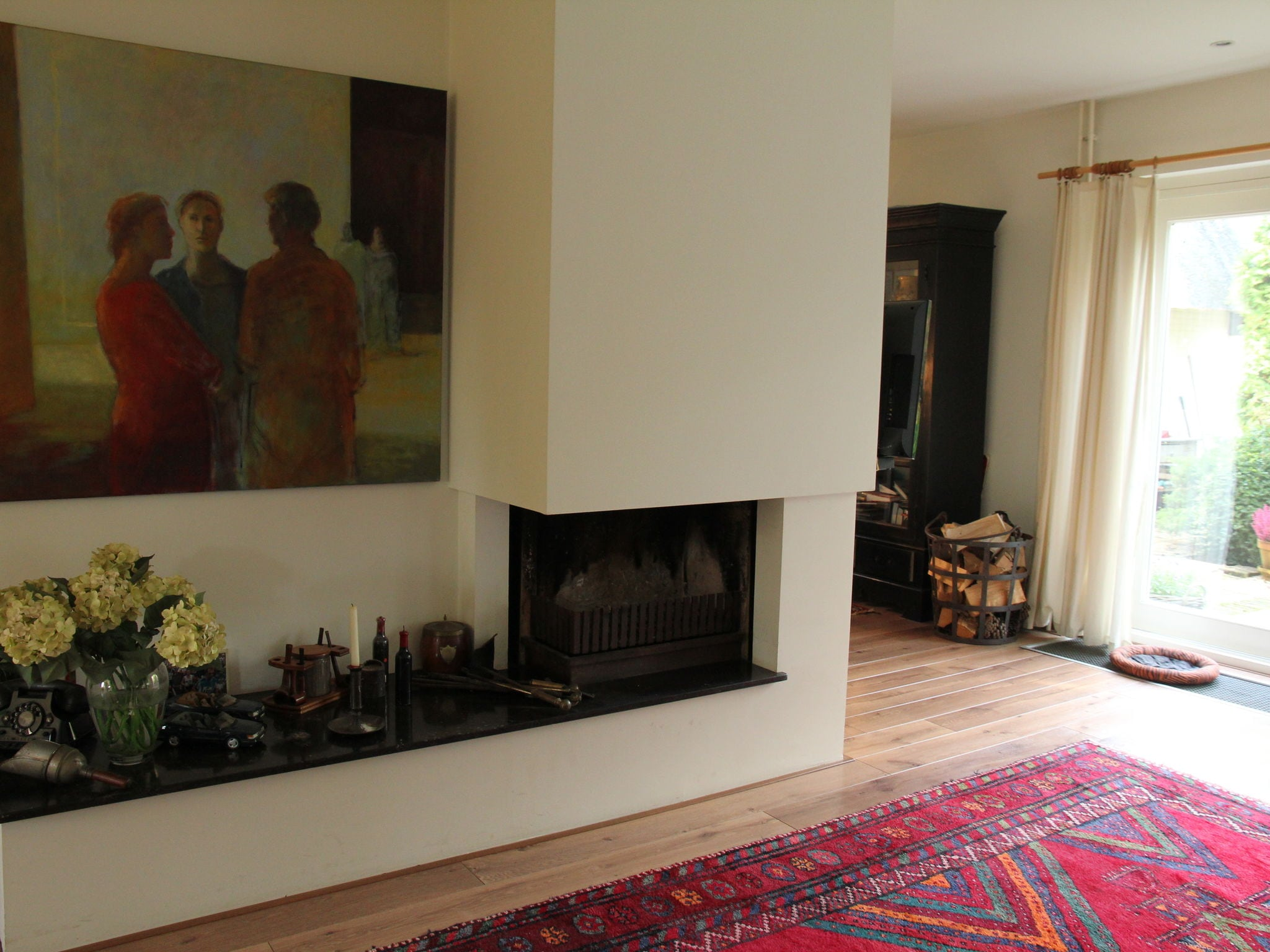 Holland | North Sea Coast North | Holiday home Uilenbergh Bergen | Holidays | LivingRoom