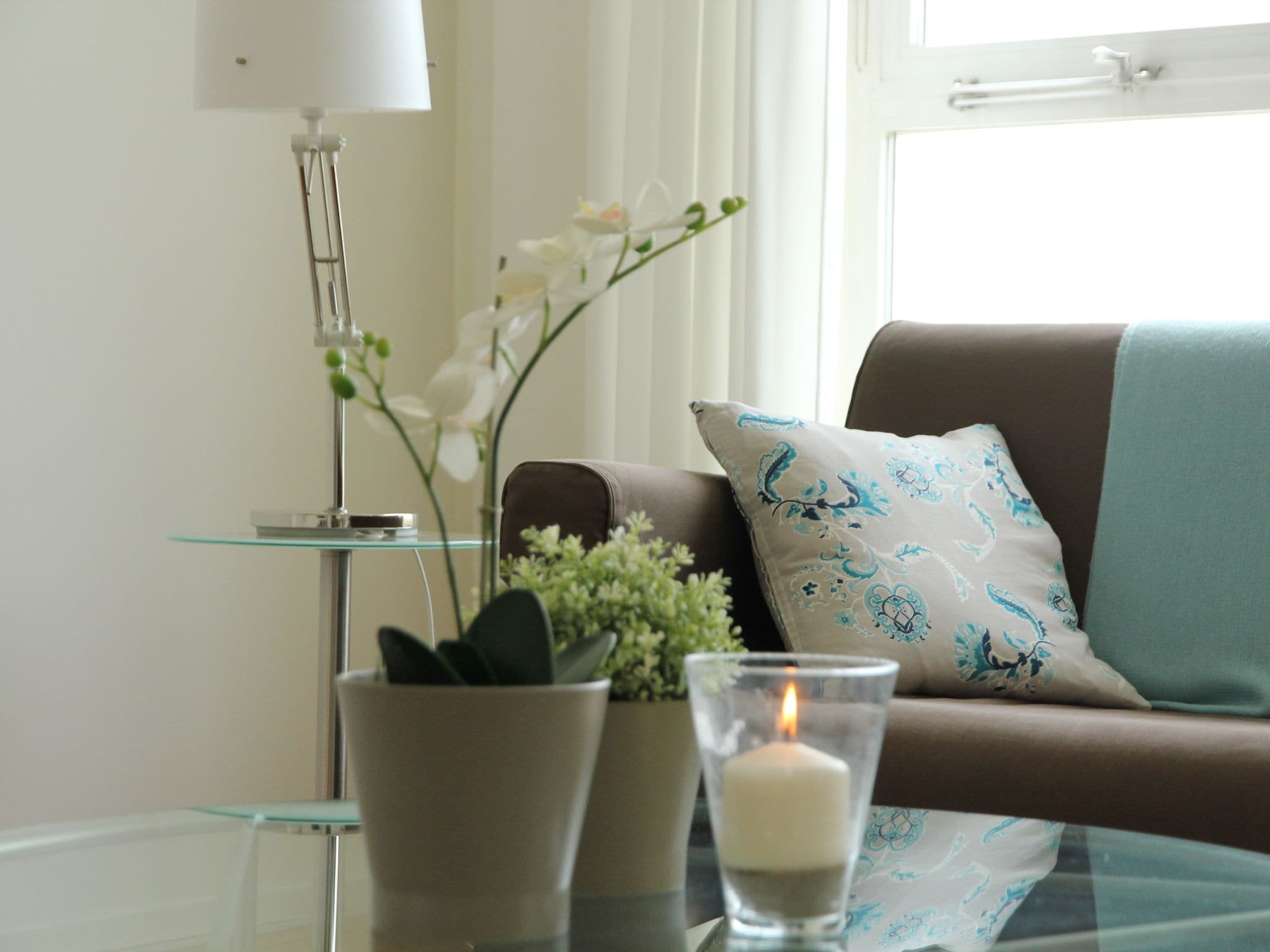 Holland | North Sea Coast South | Holiday home Westduin Appartement | all year | LivingRoom