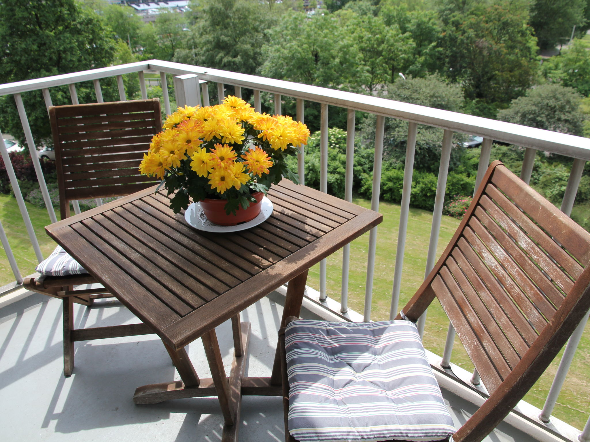 Holland | North Sea Coast South | Holiday home Westduin Appartement | all year | TerraceBalcony