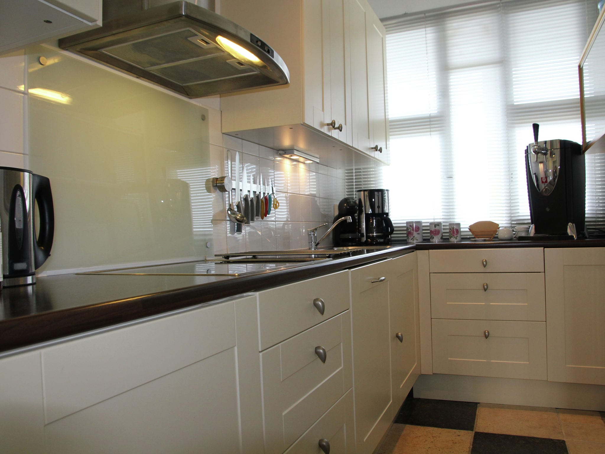Holland | North Sea Coast South | Holiday home Westduin Appartement | all year | Kitchen