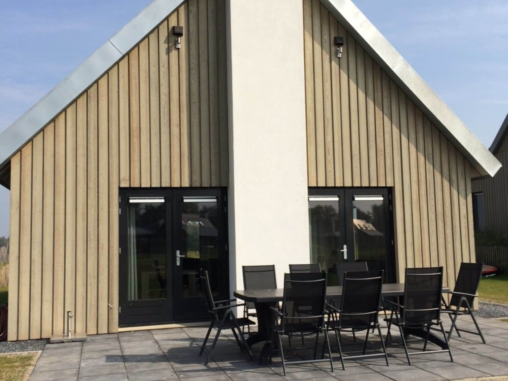 Holland | Zeeland | Holiday home Waterrijk Oesterdam - Oesterdam 12-pers | all year | TerraceBalcony