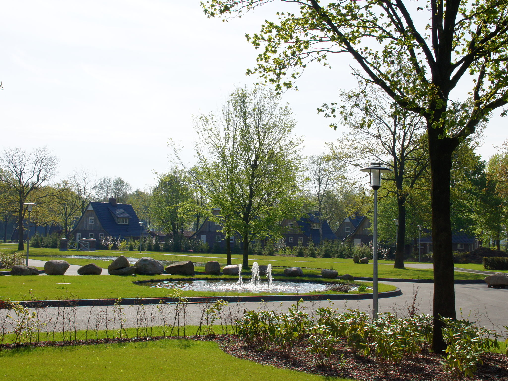 Holland | Overijssel | Holiday home Hof van Salland - Wellness Lodges 2 persoons | all year | ParkFacilities