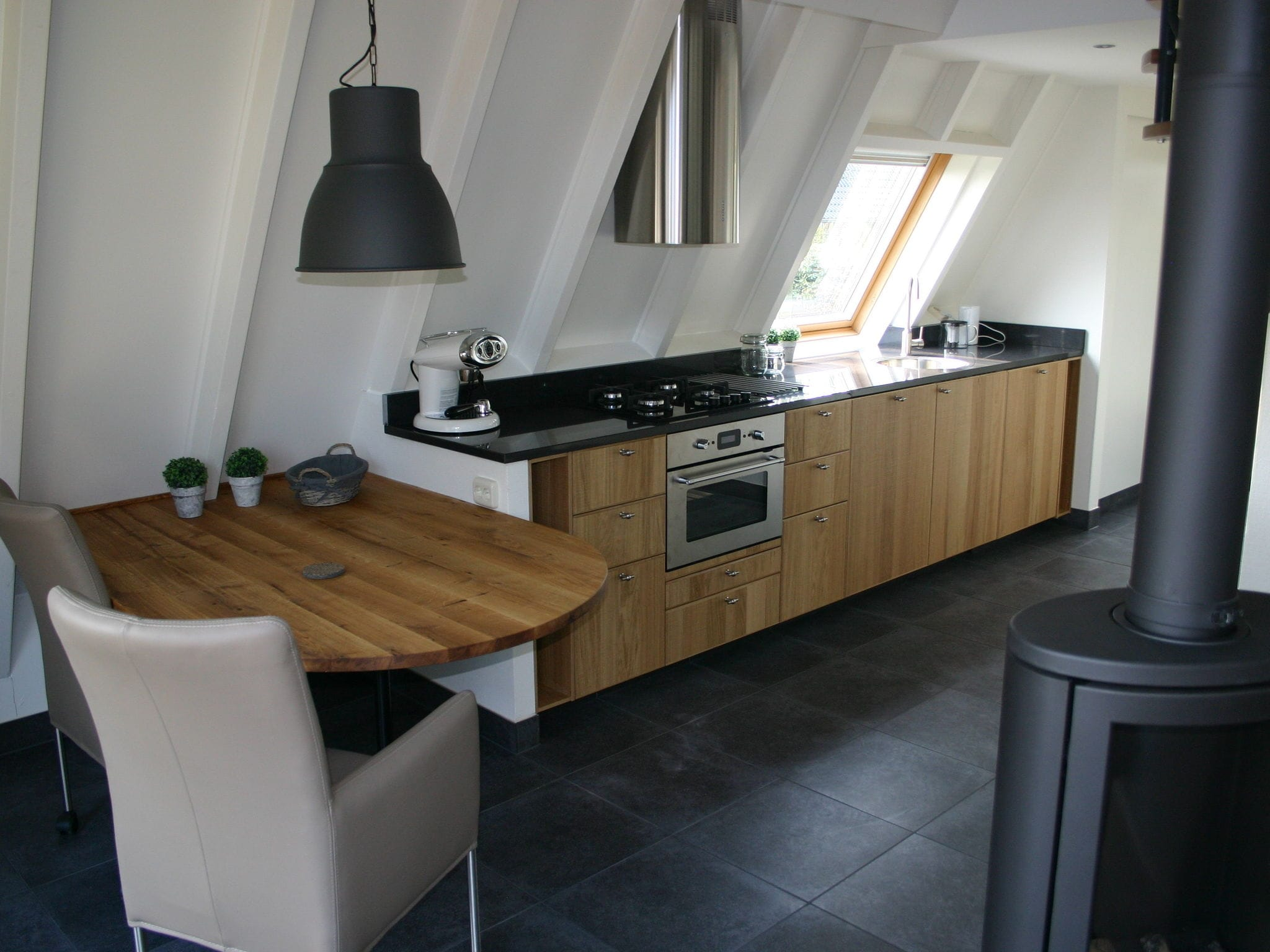 Holland | Overijssel | Holiday home Hof van Salland - Wellness Lodges 2 persoons | all year | Kitchen