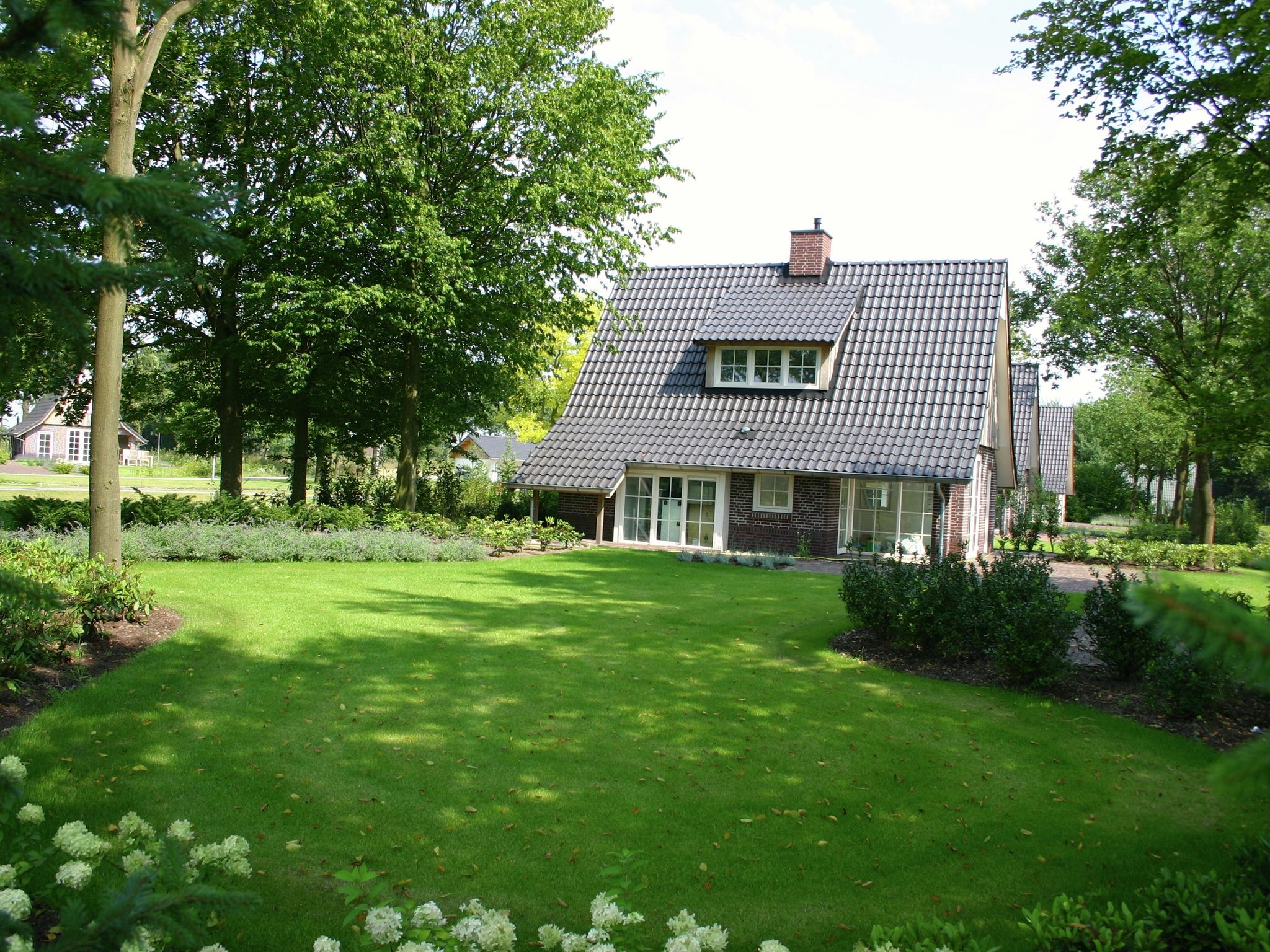 Holland | Overijssel | Holiday home Hof van Salland - Beukelaer Wellness 5 persoons | all year | ExteriorSummer