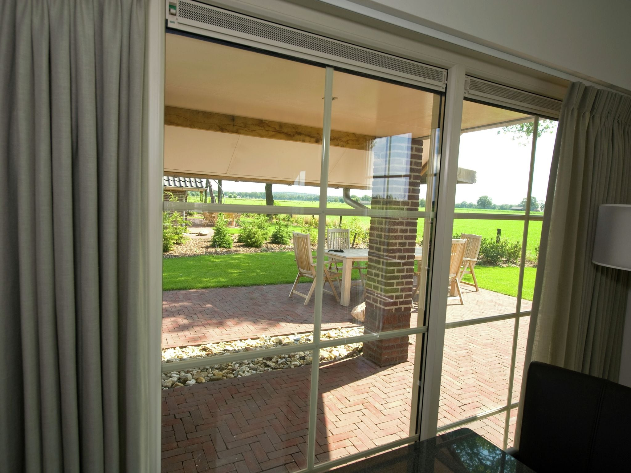 Holland | Overijssel | Holiday home Hof van Salland - Beukelaer XL wellness 6 persoons | all year | TerraceBalcony