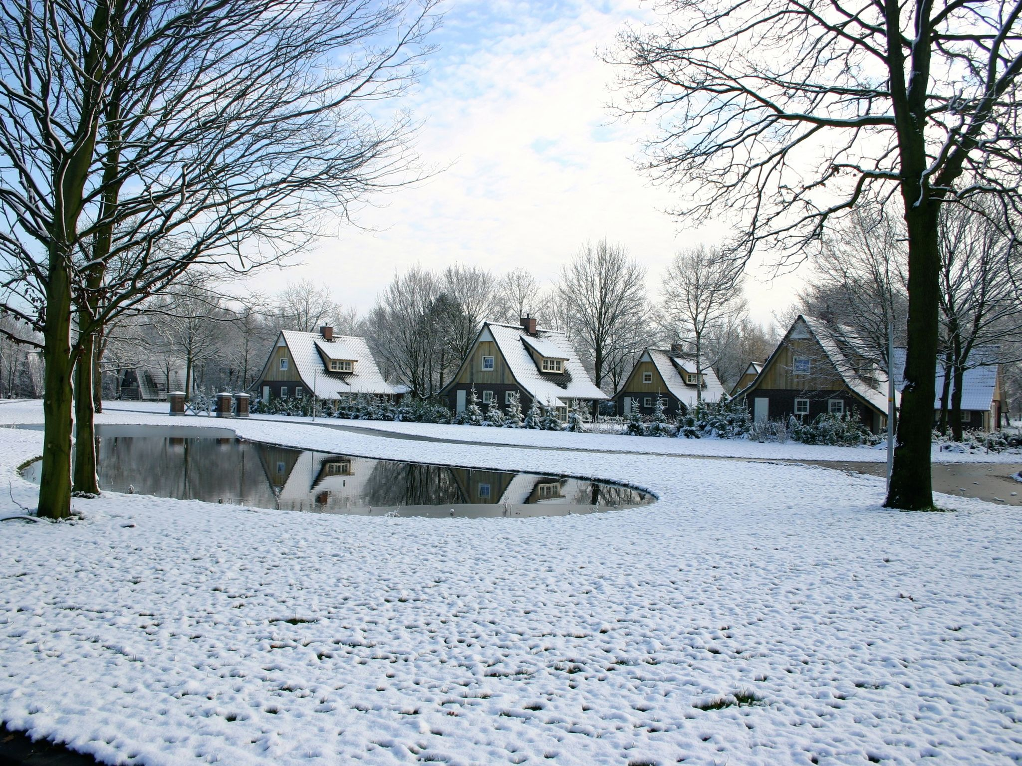 Holland | Overijssel | Holiday home Hof van Salland - Beukelaer XL wellness 6 persoons | all year | AreaWinter1KM