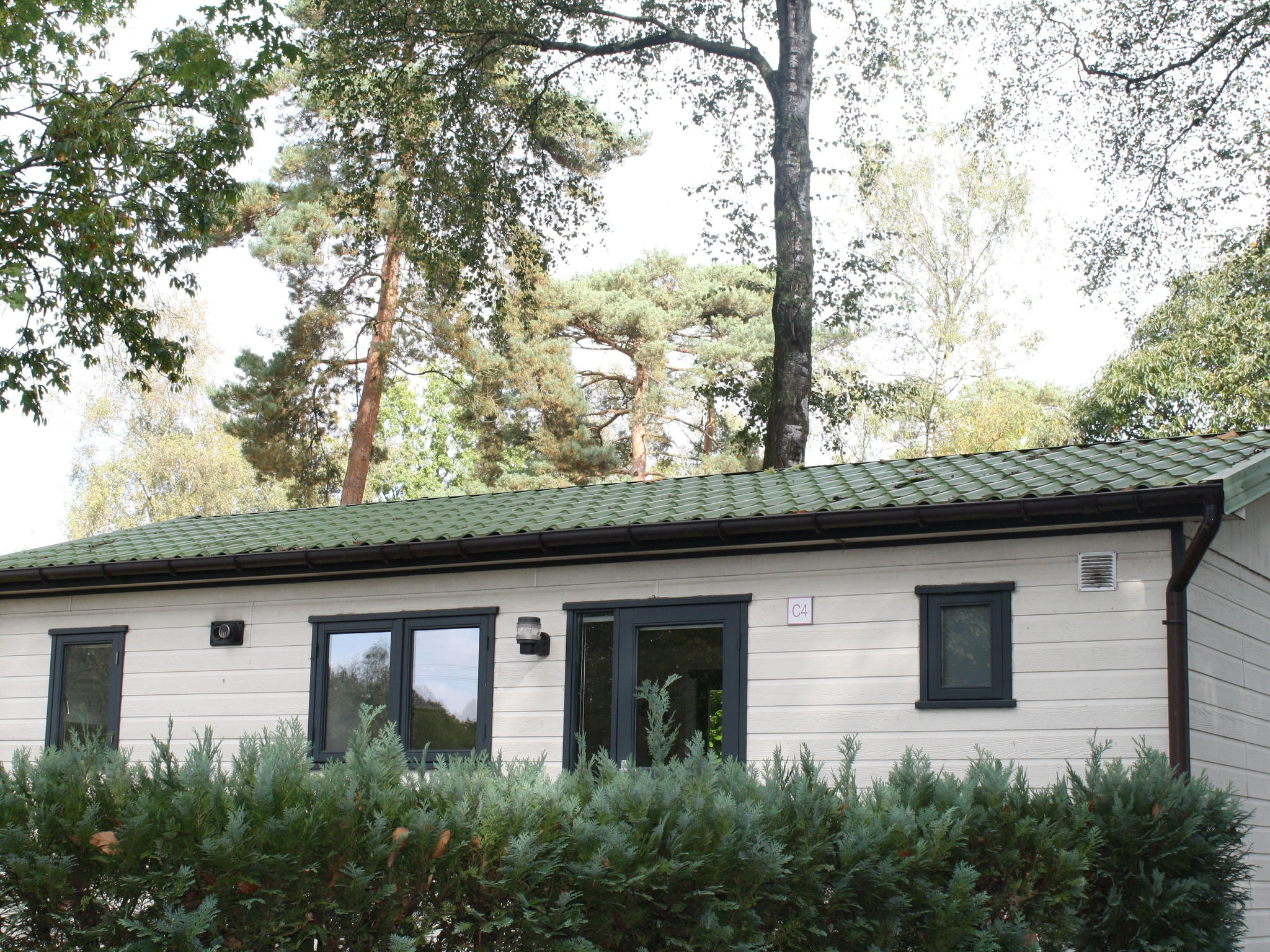 Holland | Limburg | Holiday home Heelderpeel - Chalet 4-persoons | all year | ExteriorSummer
