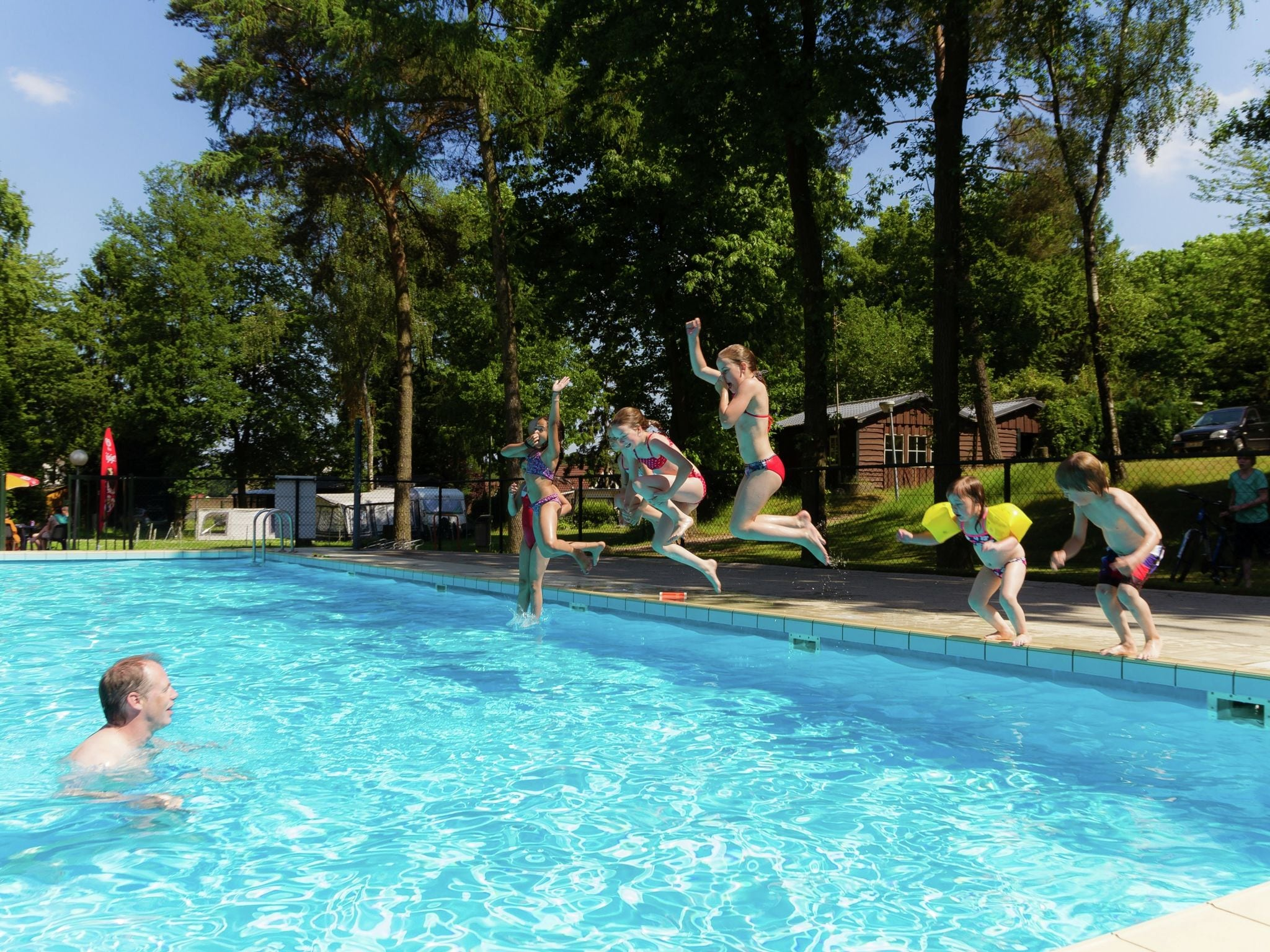 Holland | Limburg | Holiday home Heelderpeel - Chalet 4-persoons | all year | ParkFacilities