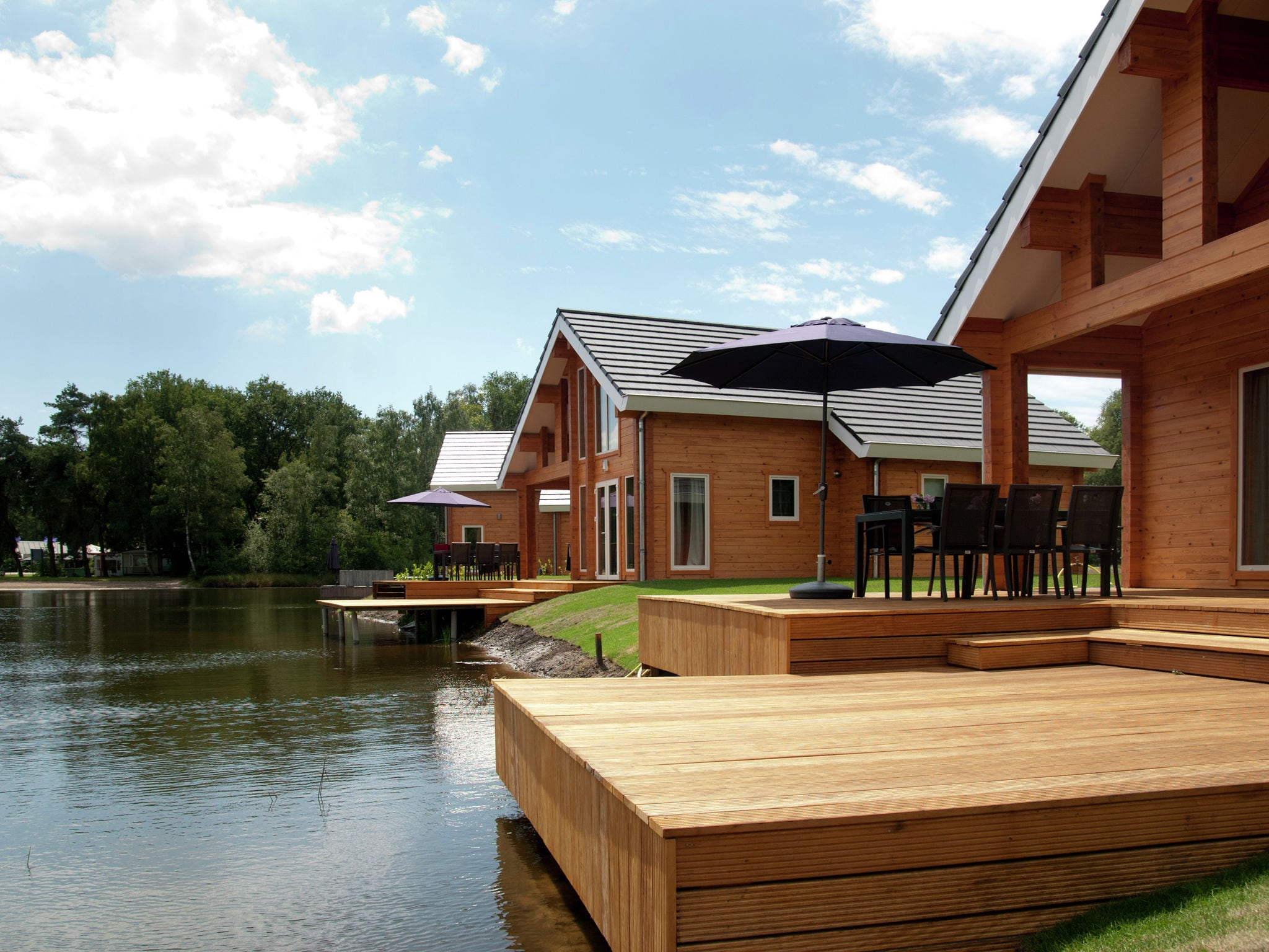 Holland | Limburg | Holiday home Heelderpeel - Narvik Villa Dalvik 6-pers | all year | ExteriorSummer