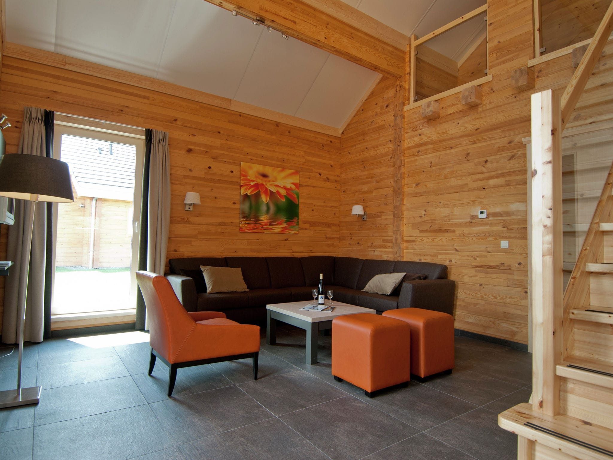 Holland | Limburg | Holiday home Heelderpeel - Narvik Wellnessvilla Dalvik 4 | all year | LivingRoom