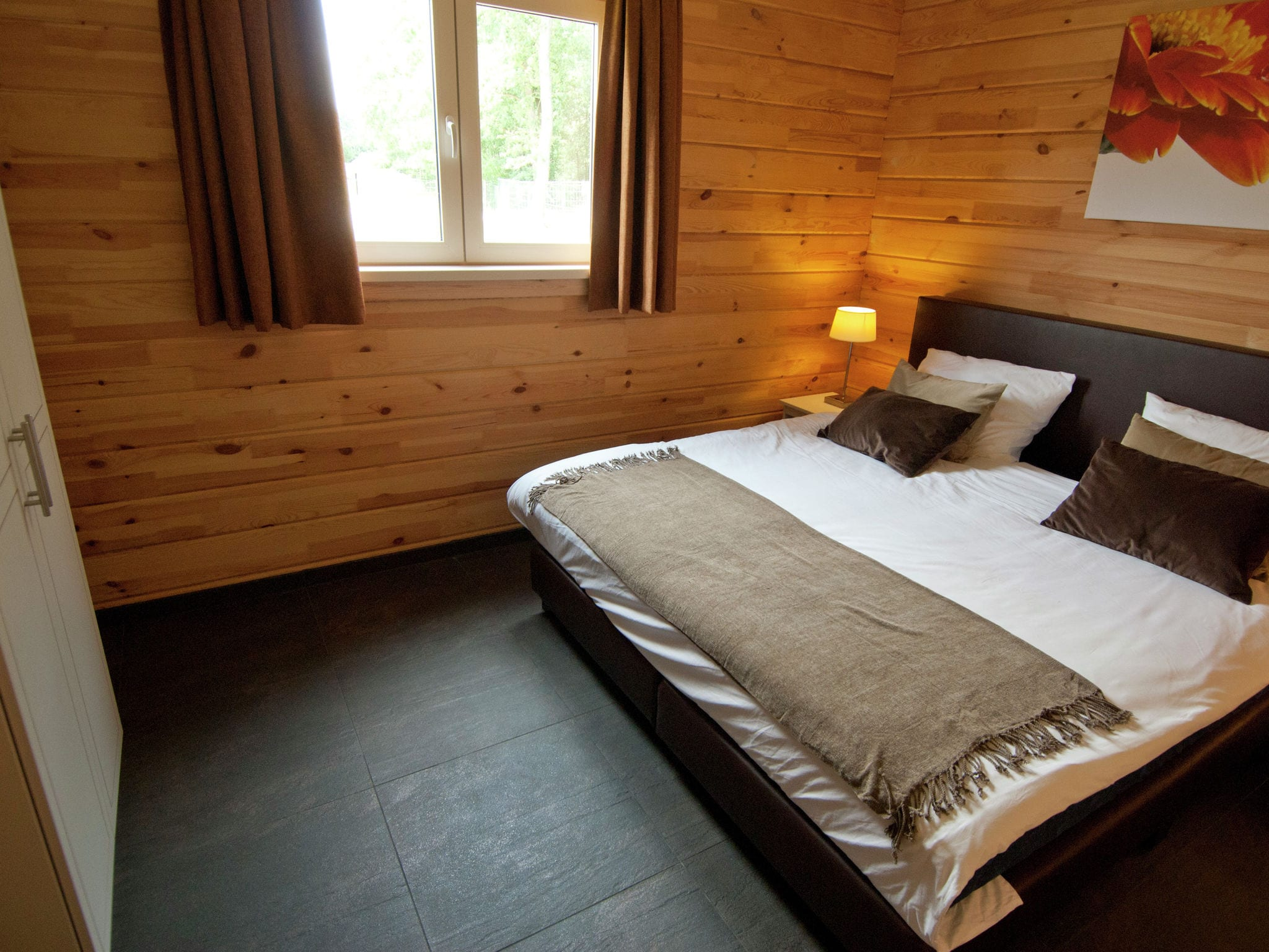 Holland | Limburg | Holiday home Heelderpeel - Narvik Wellnessvilla Dalvik 4 | all year | BedRoom
