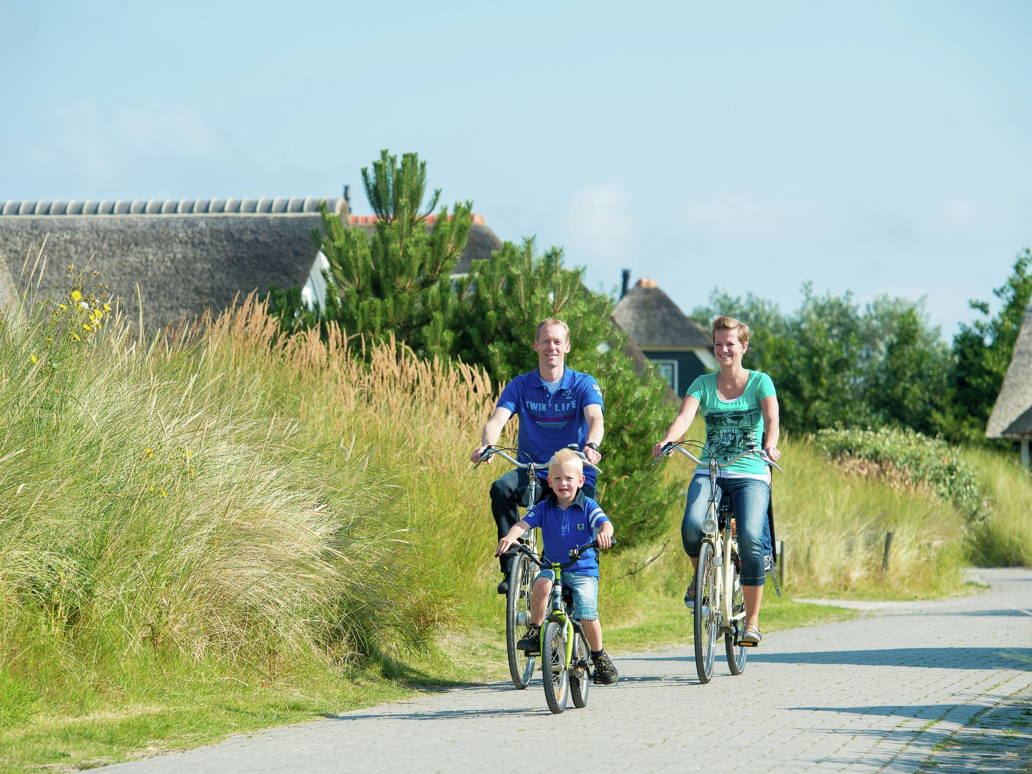 Holland | Wad Islands | Holiday home Boomhiemke - Strandjutter 4-pers | all year | Ambiance