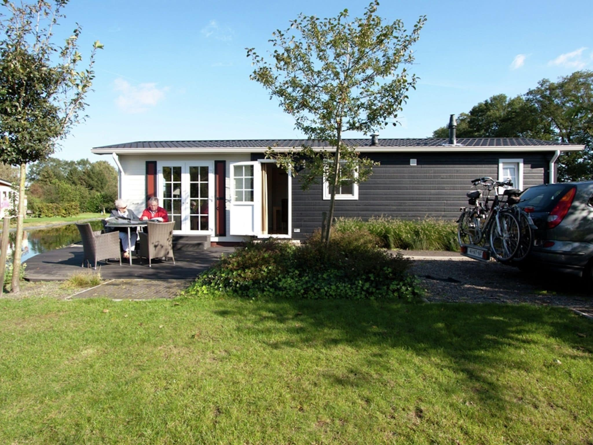 Holland | Overijssel | Holiday home Buitenplaats Holten - Korhoen 4-pers | all year | GardenSummer