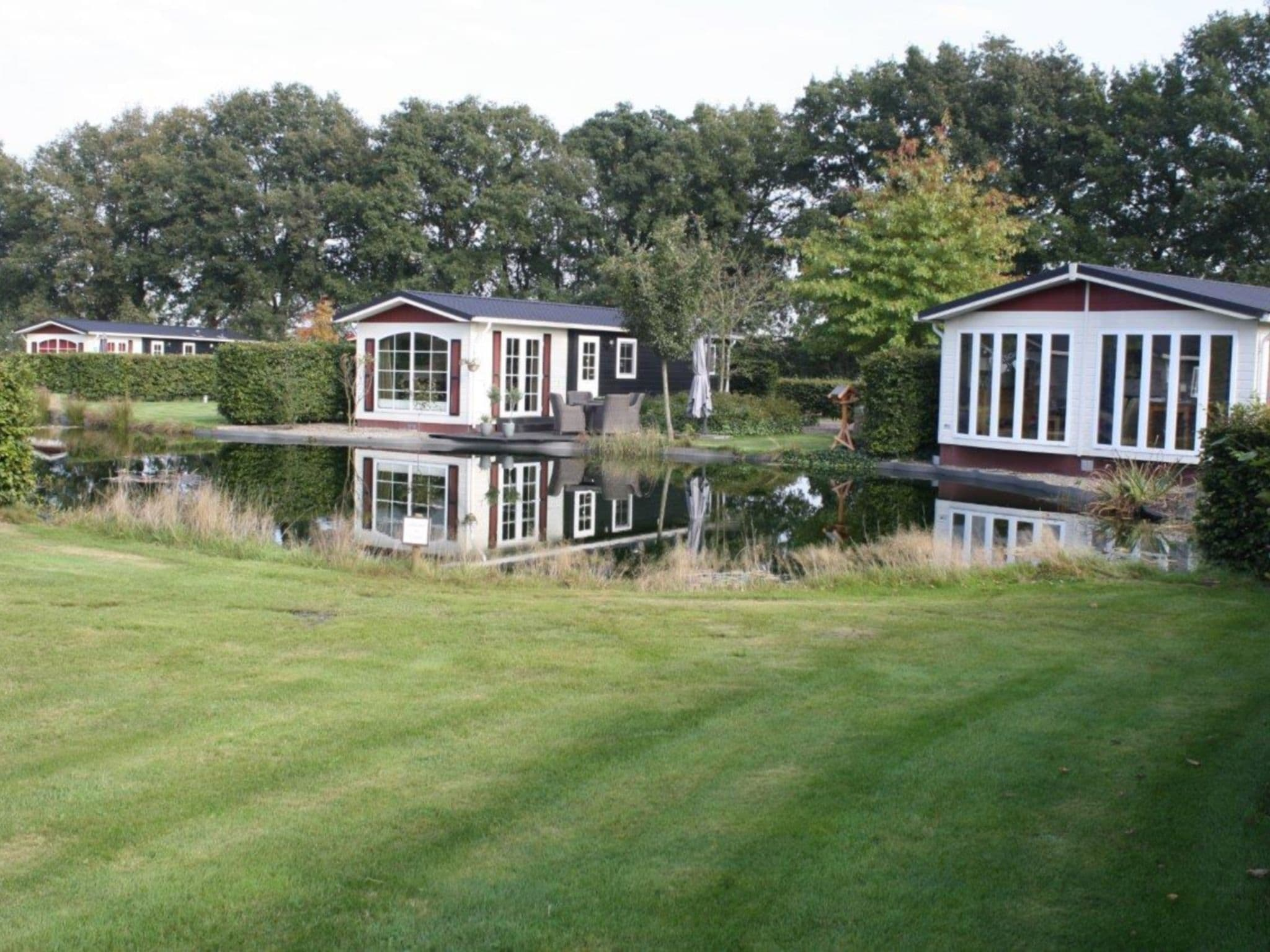 Holland | Overijssel | Holiday home Buitenplaats Holten - Korhoen 4-pers | all year | ExteriorSummer