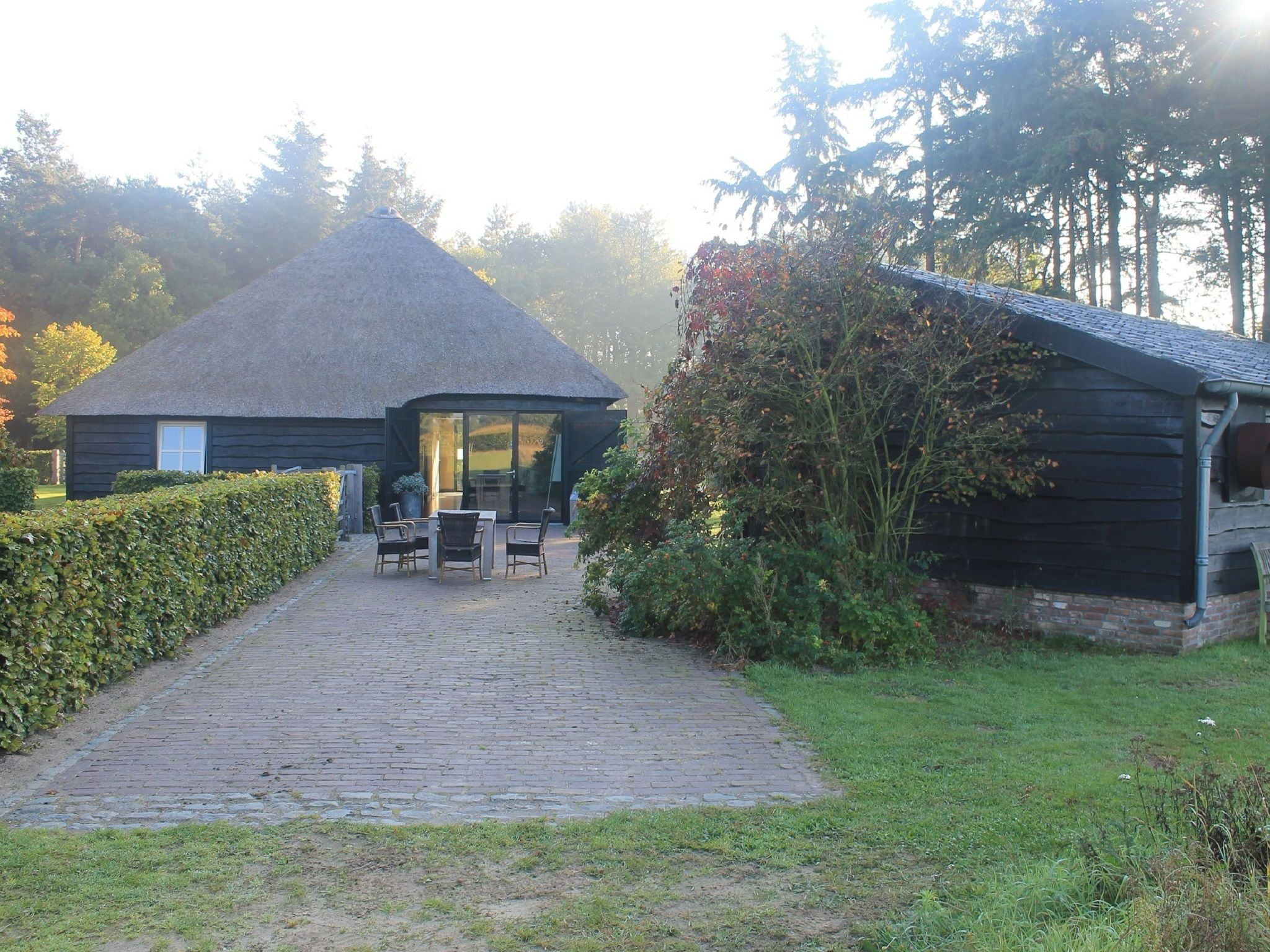 Holland | Noord-Brabant | Holiday home De Vos | all year | TerraceBalcony