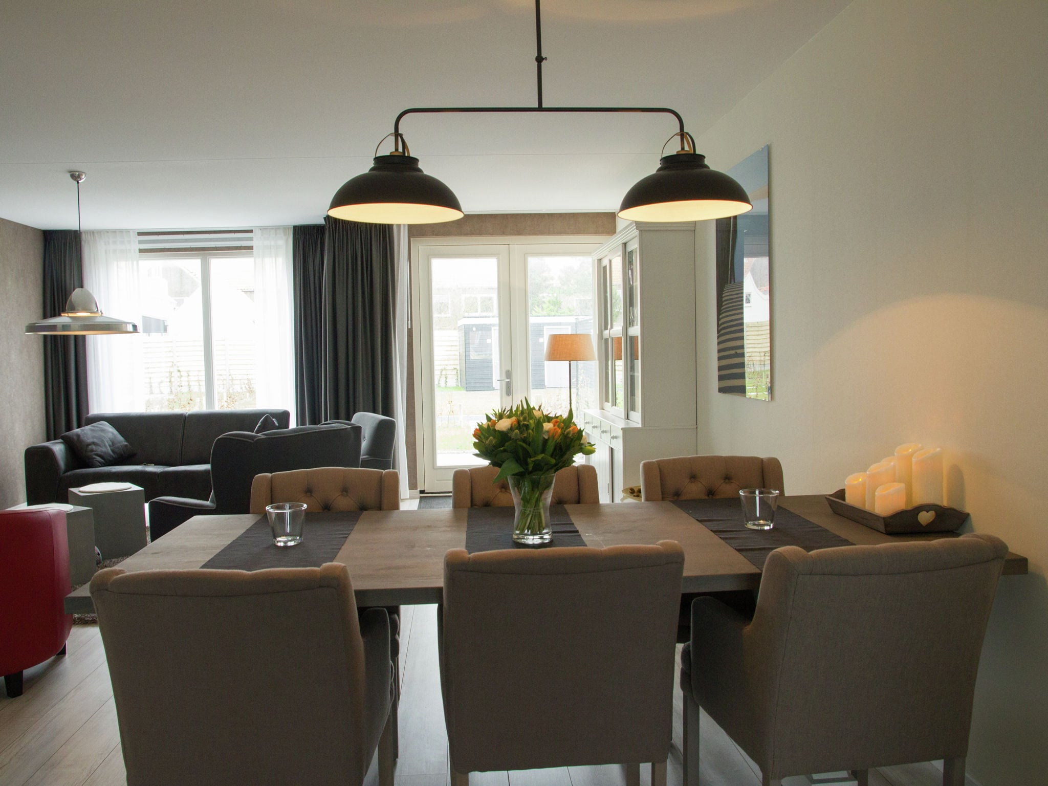 Holland | Zeeland | Holiday home Zeereis van Verlangen | all year | LivingRoom