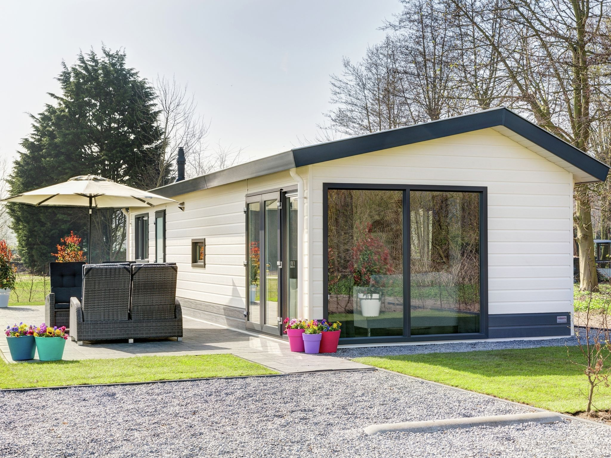 Holland | North Sea Coast South | Holiday home Parc du Soleil | all year | ExteriorSummer