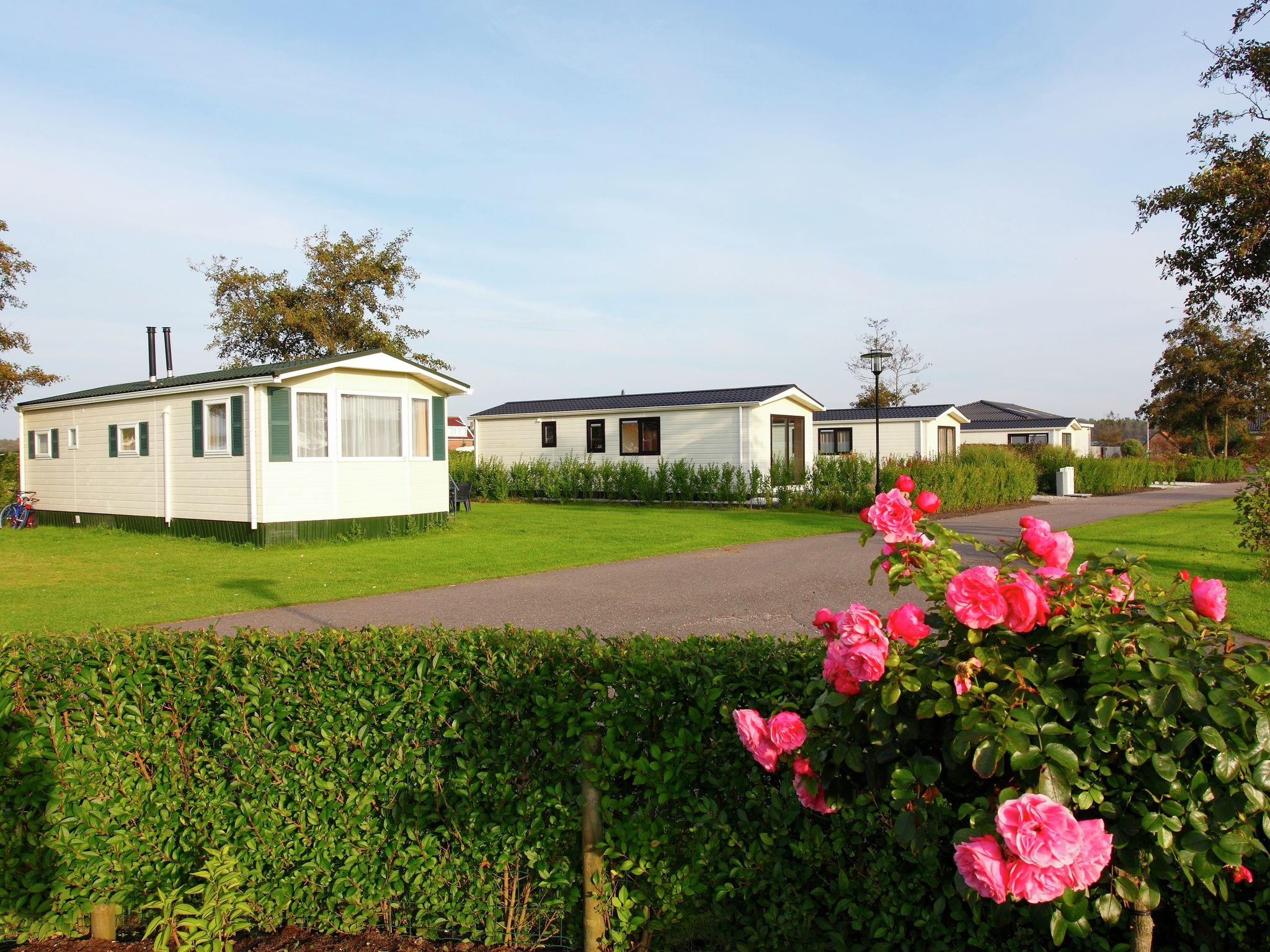 Holland | North Sea Coast South | Holiday home Noordwijkse Duinen | all year | ExteriorSummer