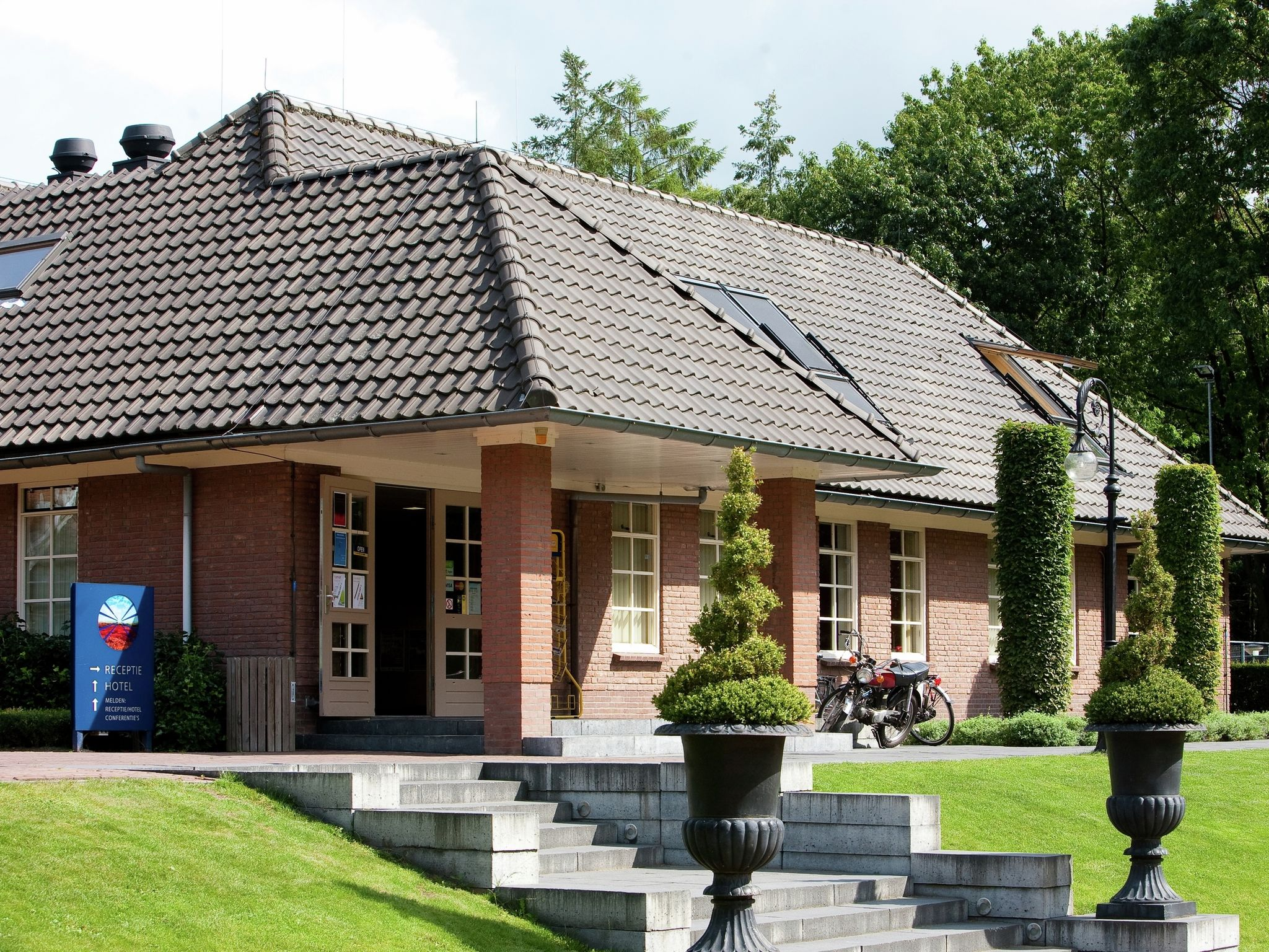 Holland | Gelderland | Holiday home Landgoed De Scheleberg | all year | ParkFacilities