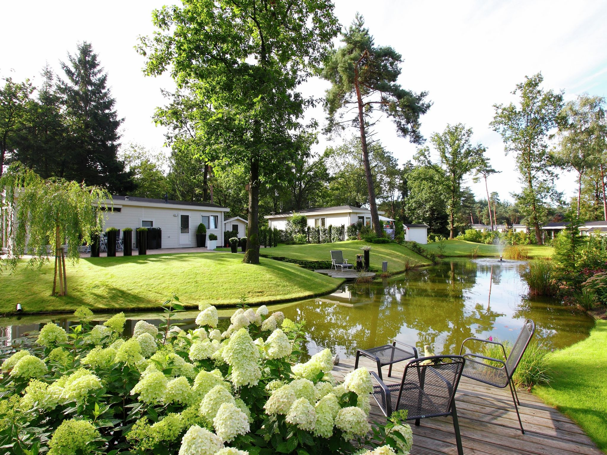Holland | Gelderland | Holiday home Landgoed De Scheleberg | all year | AreaSummer1KM