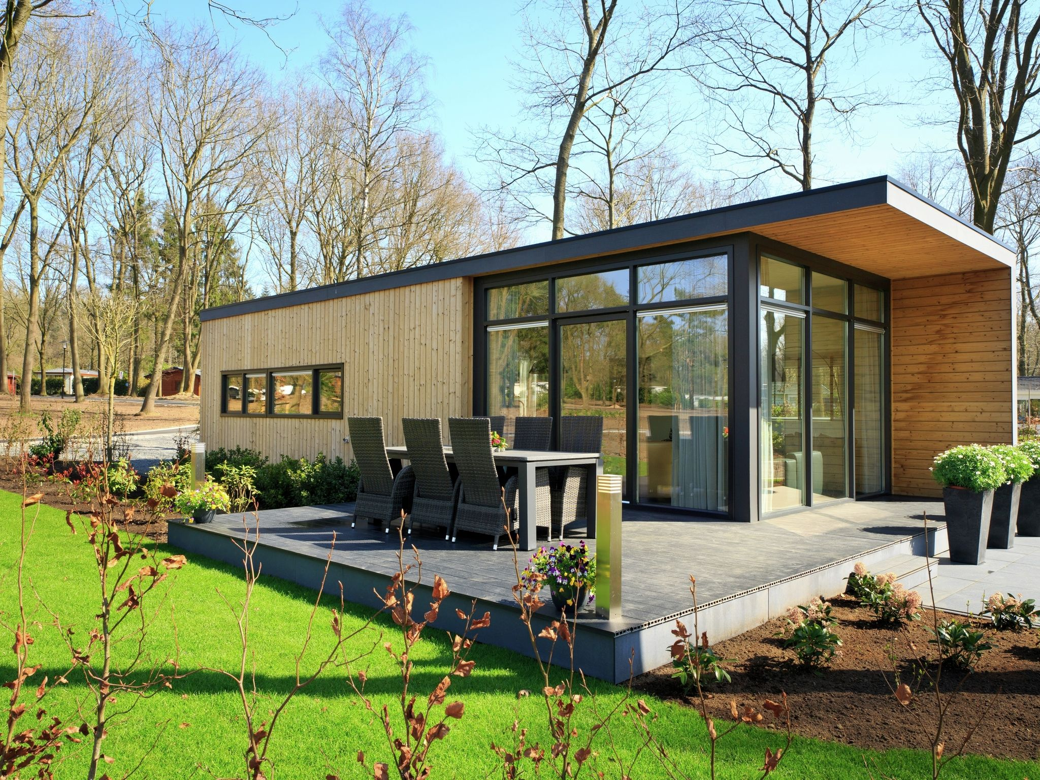 Holland | Gelderland | Holiday home Landgoed De Scheleberg | all year | ExteriorSummer
