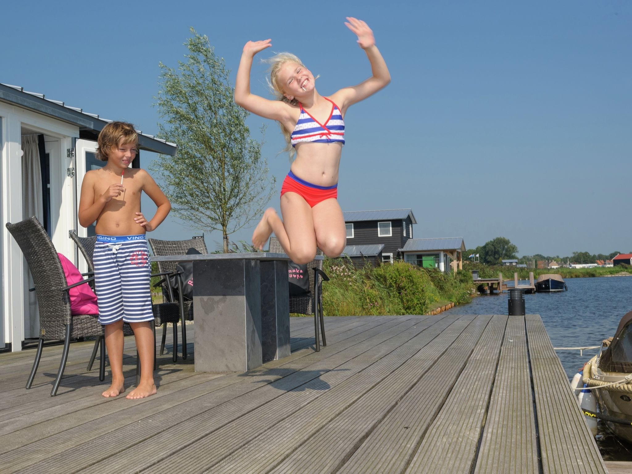 Holland | Overijssel | Holiday home Waterresort Bodelaeke - Tussen 't Riet | all year | Ambiance