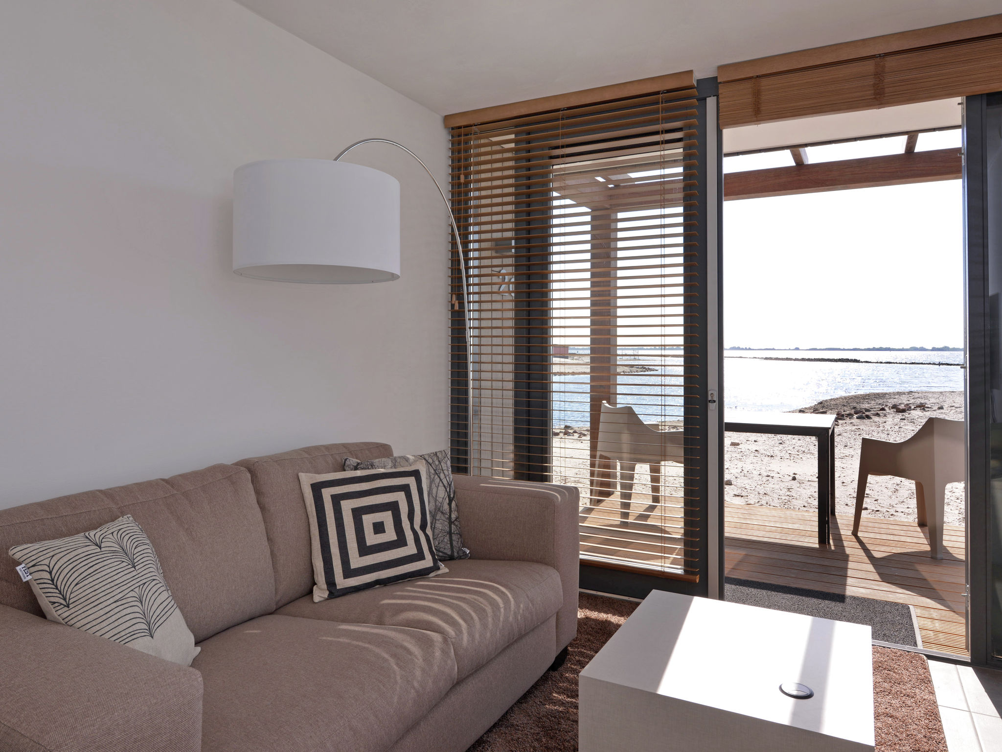 Holland | North Sea Coast South | Holiday home Punt-West Hotel & Beachresort - Vistamare 2-pers | all year | LivingRoom