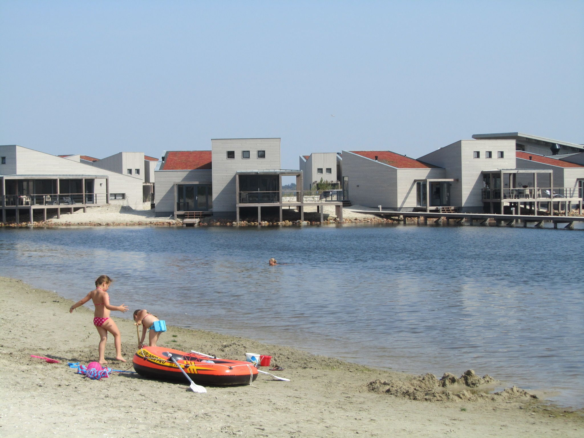 Holland | North Sea Coast South | Holiday home Punt-West Hotel & Beachresort - Vistamare 2-pers | all year | ParkFacilities